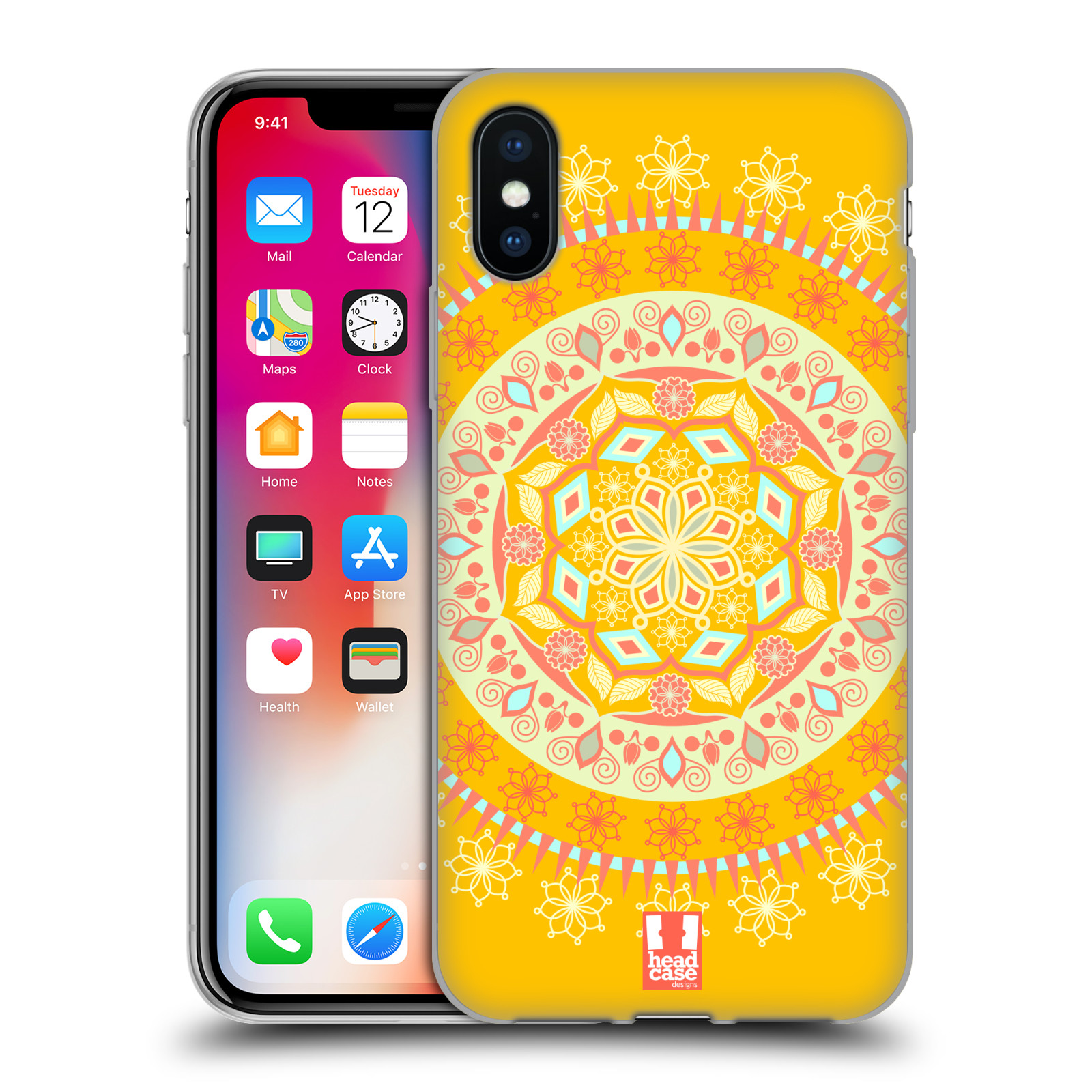 Disenos-de-Mandala-Gel-caso-HEAD-CASE-para-telefonos-APPLE-iPHONE