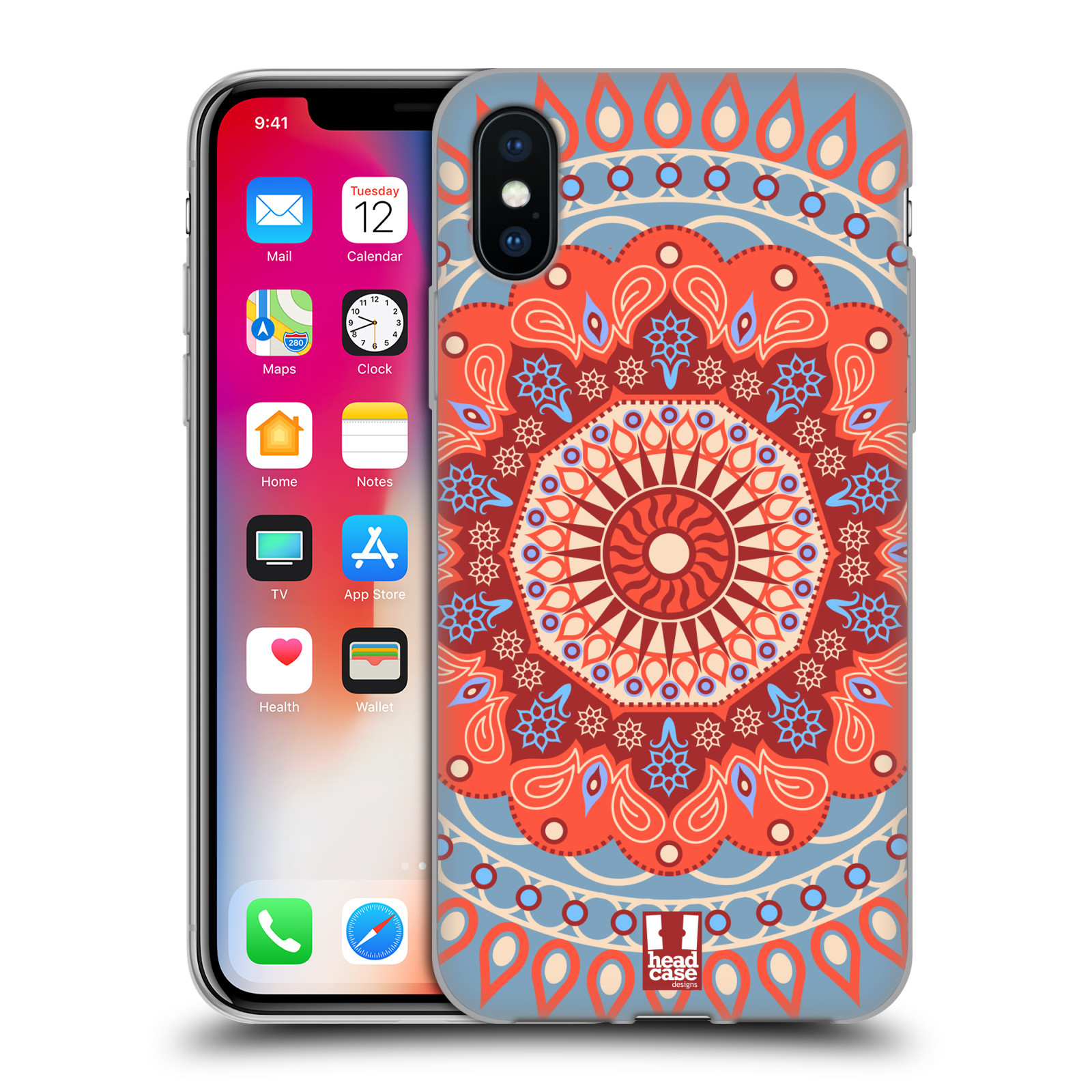 Disenos-de-Mandala-Gel-caso-HEAD-CASE-para-telefonos-APPLE-iPHONE