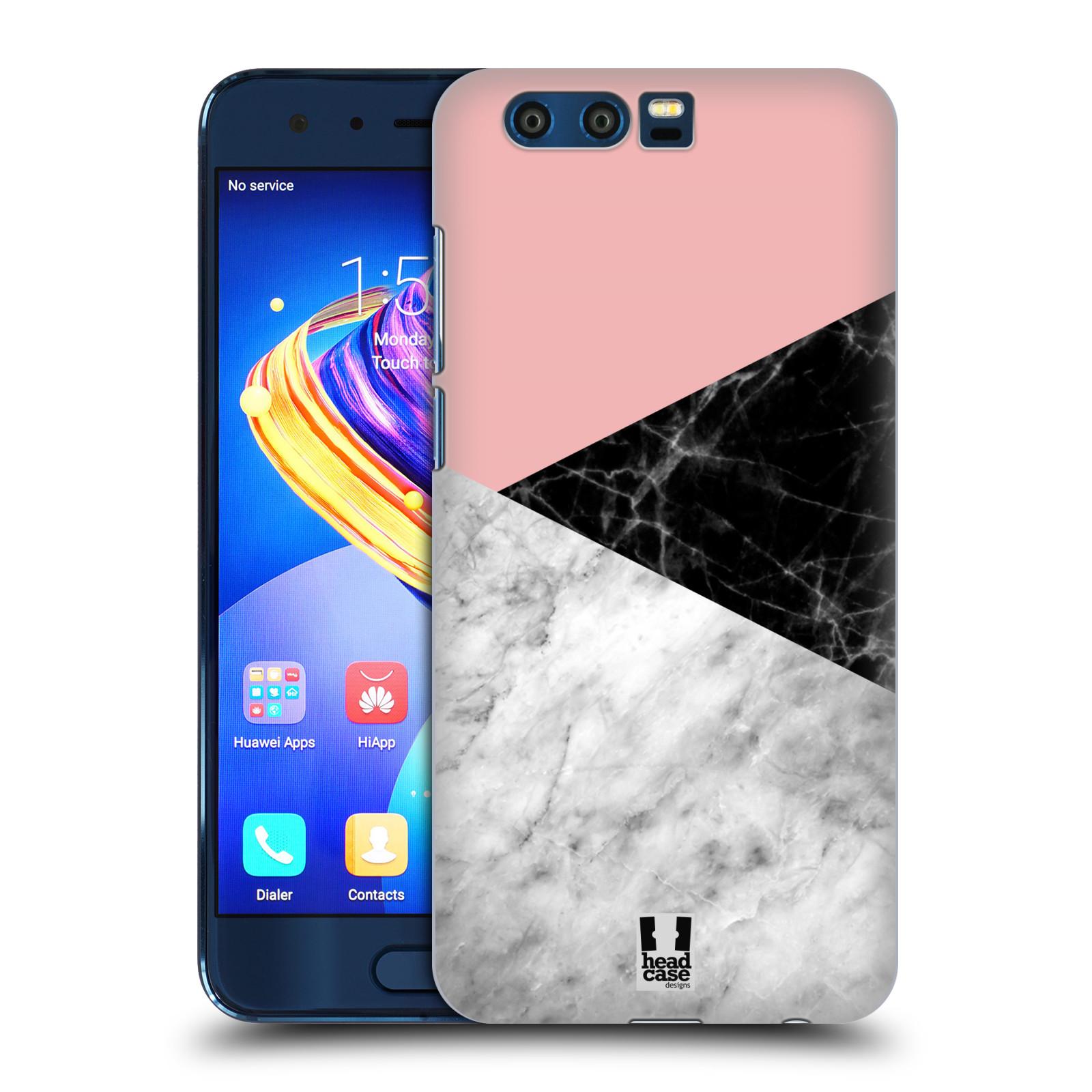 Plastové pouzdro na mobil Honor 9 - Head Case - Mramor mix