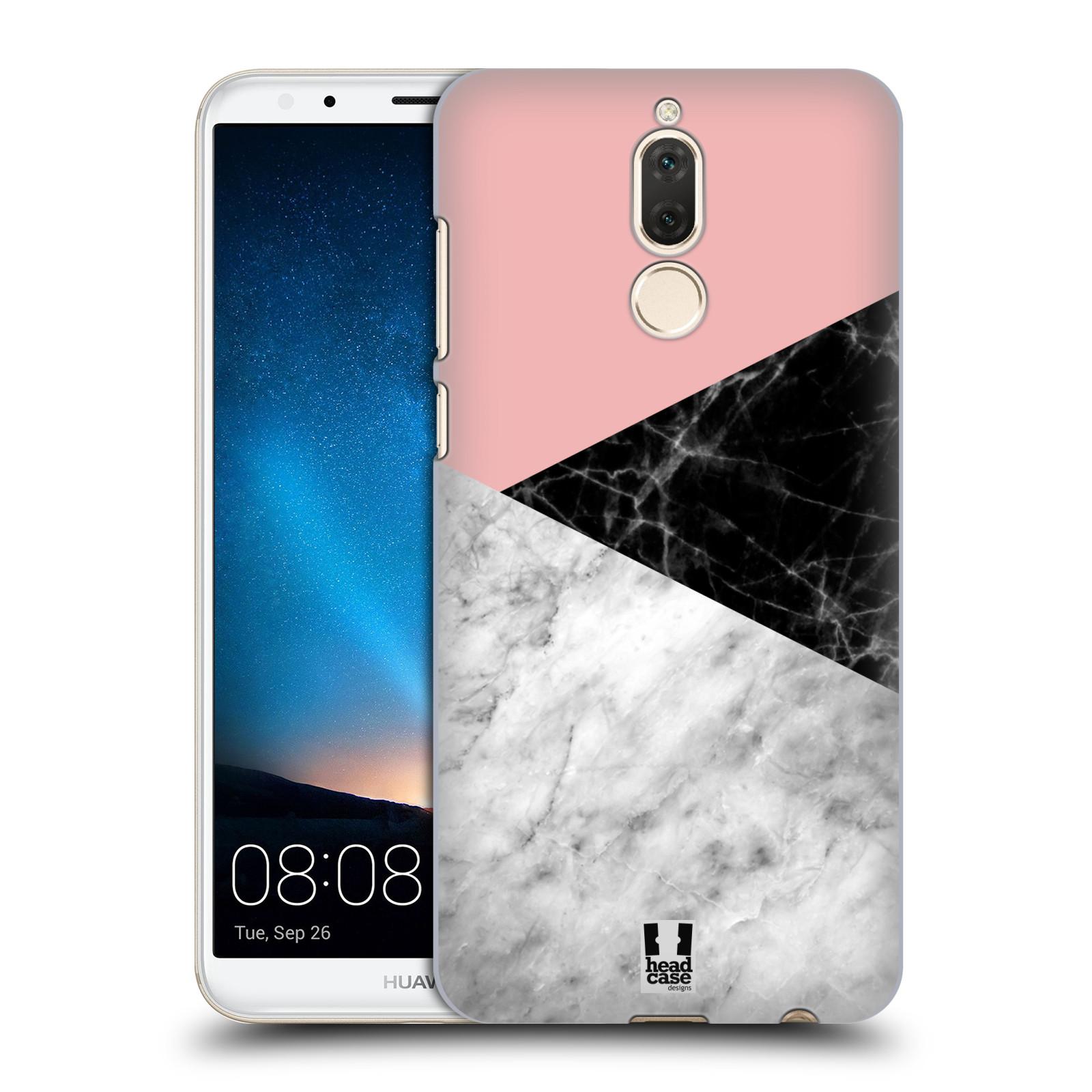 Plastové pouzdro na mobil Huawei Mate 10 Lite - Head Case - Mramor mix