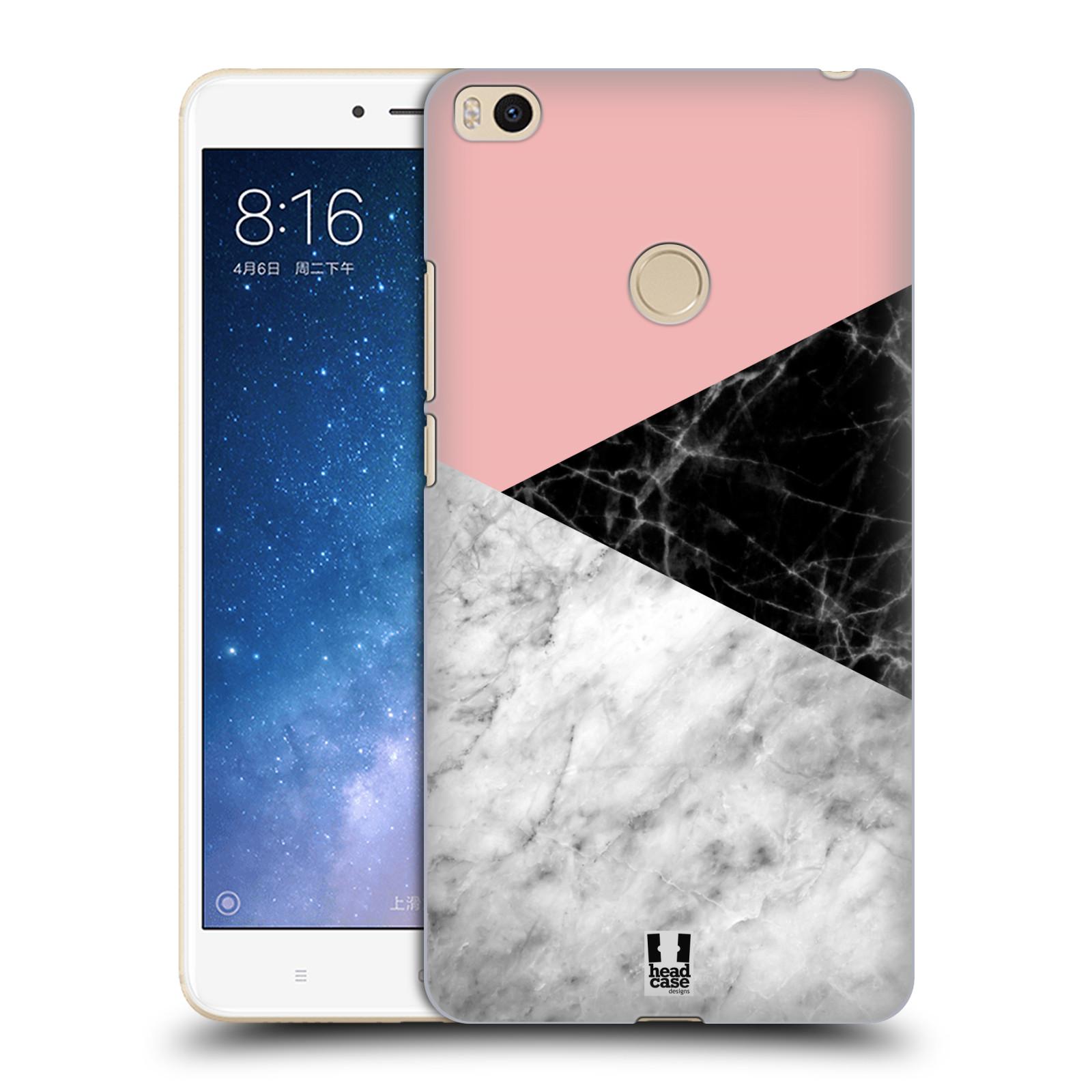 Plastové pouzdro na mobil Xiaomi Mi Max 2 - Head Case - Mramor mix