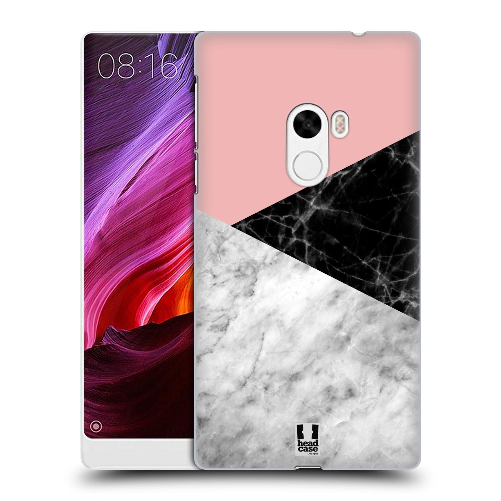 Plastové pouzdro na mobil Xiaomi Mi Mix - Head Case - Mramor mix