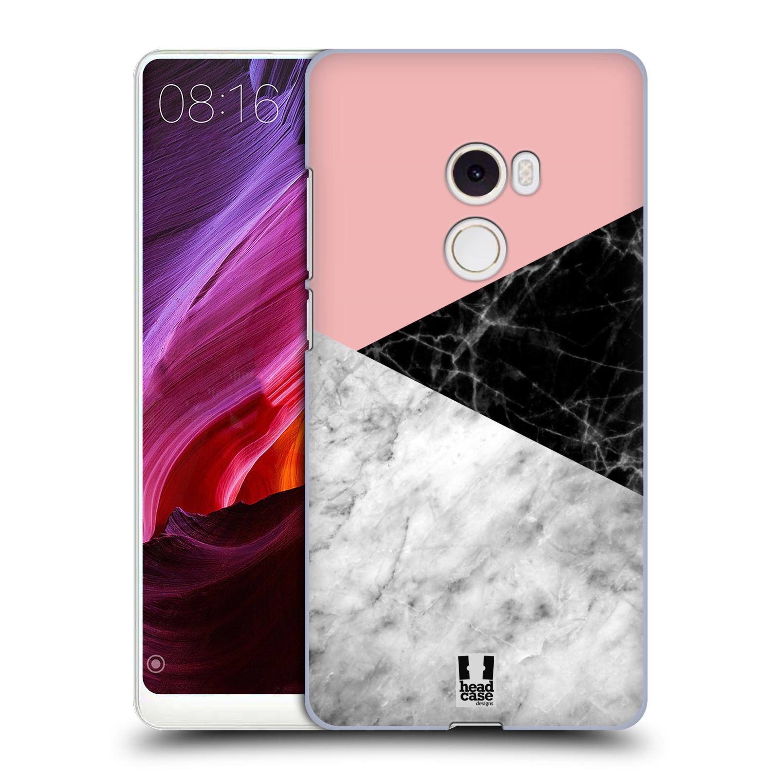 Plastové pouzdro na mobil Xiaomi Mi Mix 2 - Head Case - Mramor mix
