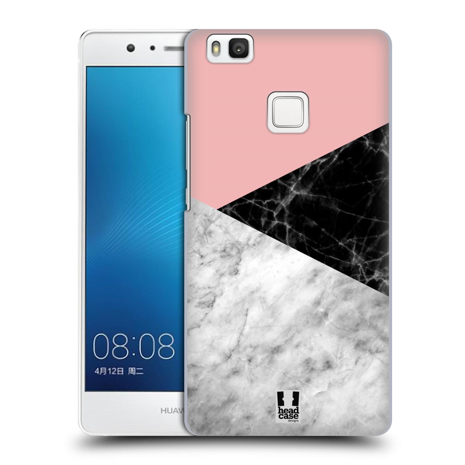 Plastové pouzdro na mobil Huawei P9 Lite - Head Case - Mramor mix