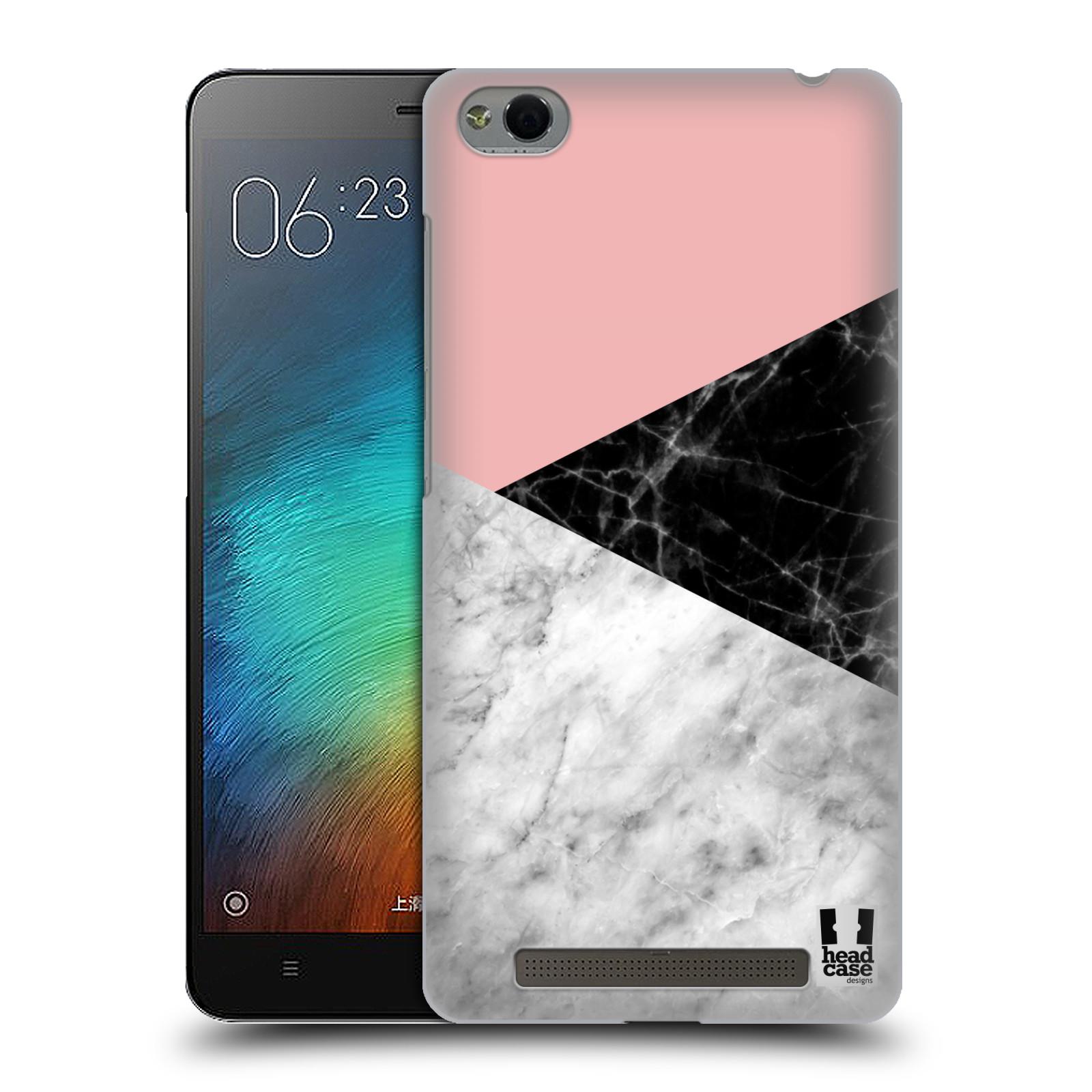 Plastové pouzdro na mobil Xiaomi Redmi 3 - Head Case - Mramor mix