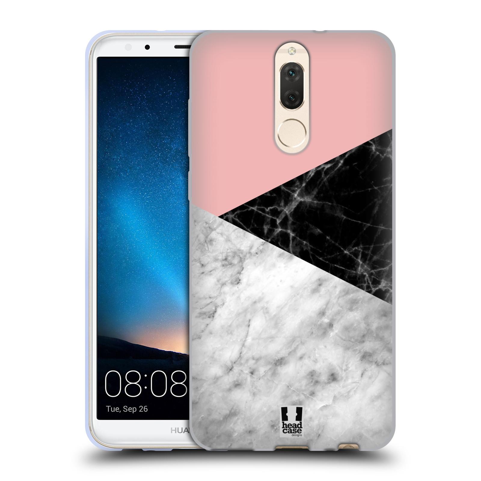 Silikonové pouzdro na mobil Huawei Mate 10 Lite - Head Case - Mramor mix