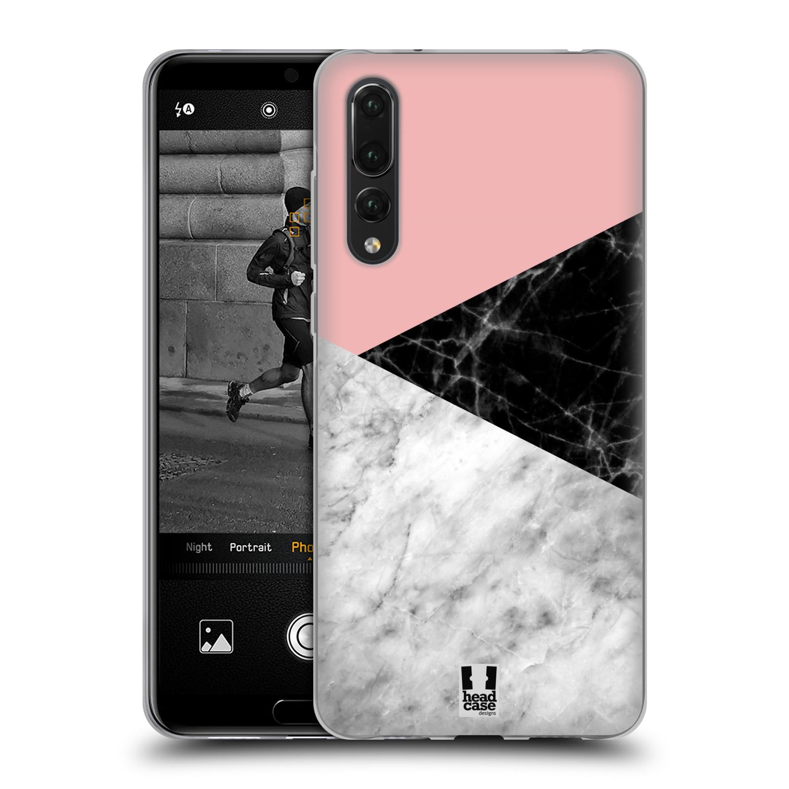 Silikonové pouzdro na mobil Huawei P20 Pro - Head Case - Mramor mix