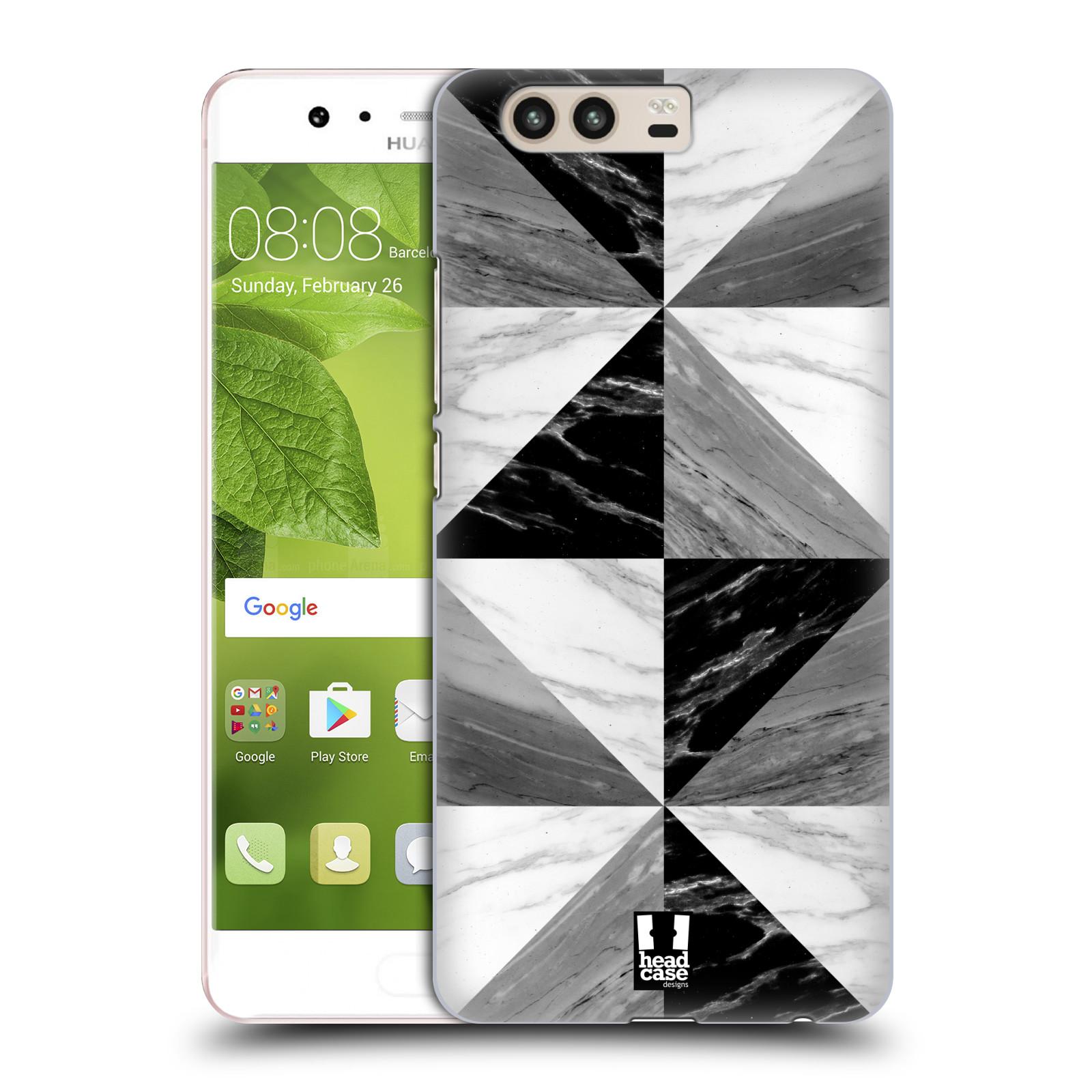 Plastové pouzdro na mobil Huawei P10 - Head Case - Mramor triangl (Plastový kryt či obal na mobilní telefon s motivem Mramor triangl pro Huawei P10 (Dual SIM))