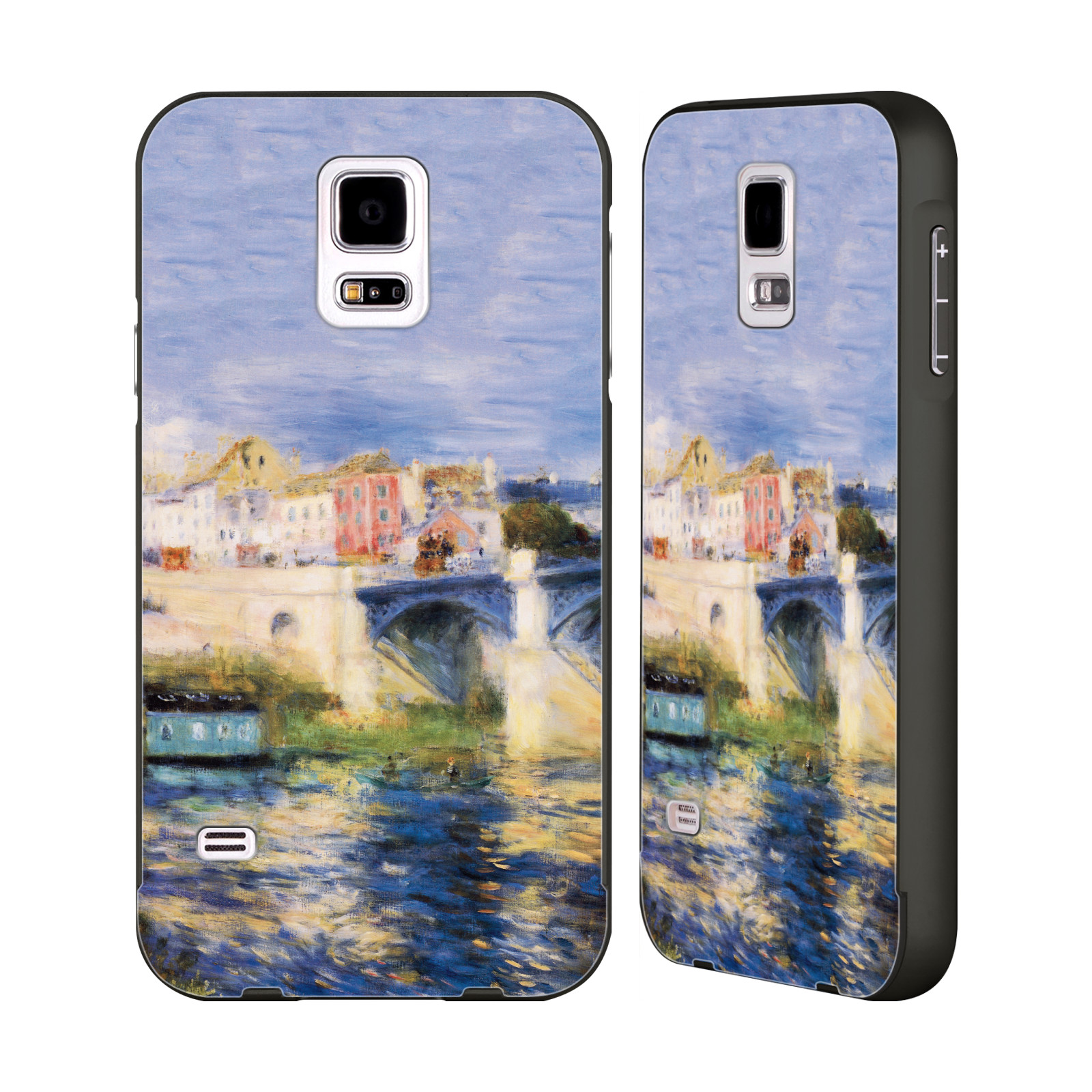 OFFICIAL-MASTERS-COLLECTION-PAINTINGS-1-BLACK-SLIDER-CASE-FOR-SAMSUNG-PHONES