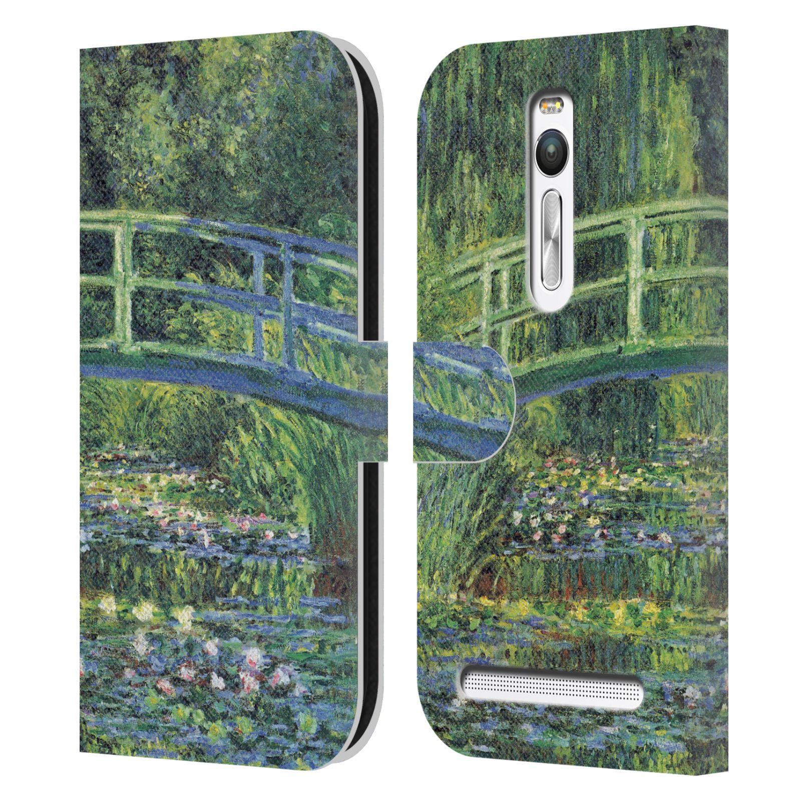 MASTERS-COLLECTION-PAINTINGS-1-LEATHER-BOOK-WALLET-CASE-FOR-ASUS-ZENFONE-PHONES