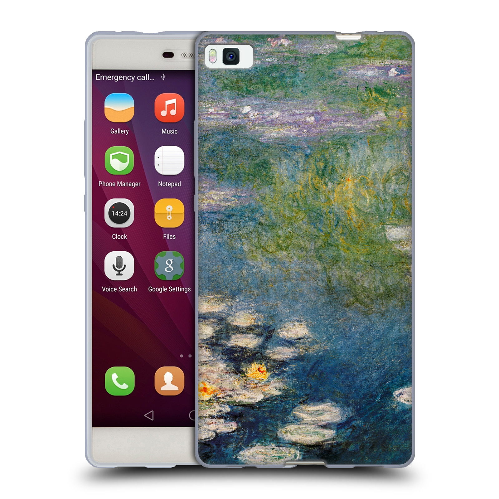 OFFICIAL-MASTERS-COLLECTION-PAINTINGS-1-SOFT-GEL-CASE-FOR-HUAWEI-PHONES