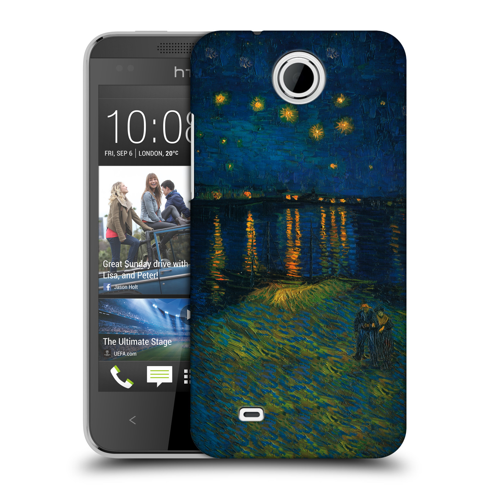 OFFICIAL-MASTERS-COLLECTION-PAINTINGS-2-HARD-BACK-CASE-FOR-HTC-PHONES-3