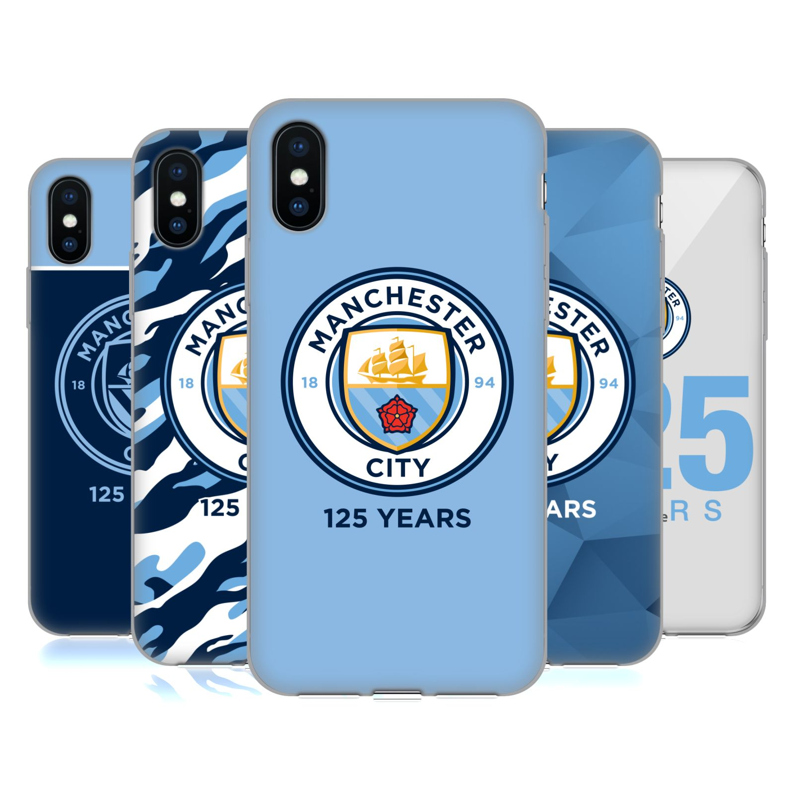 Manchester City Man City FC <!--translate-lineup-->125 Year Anniversary<!--translate-lineup-->