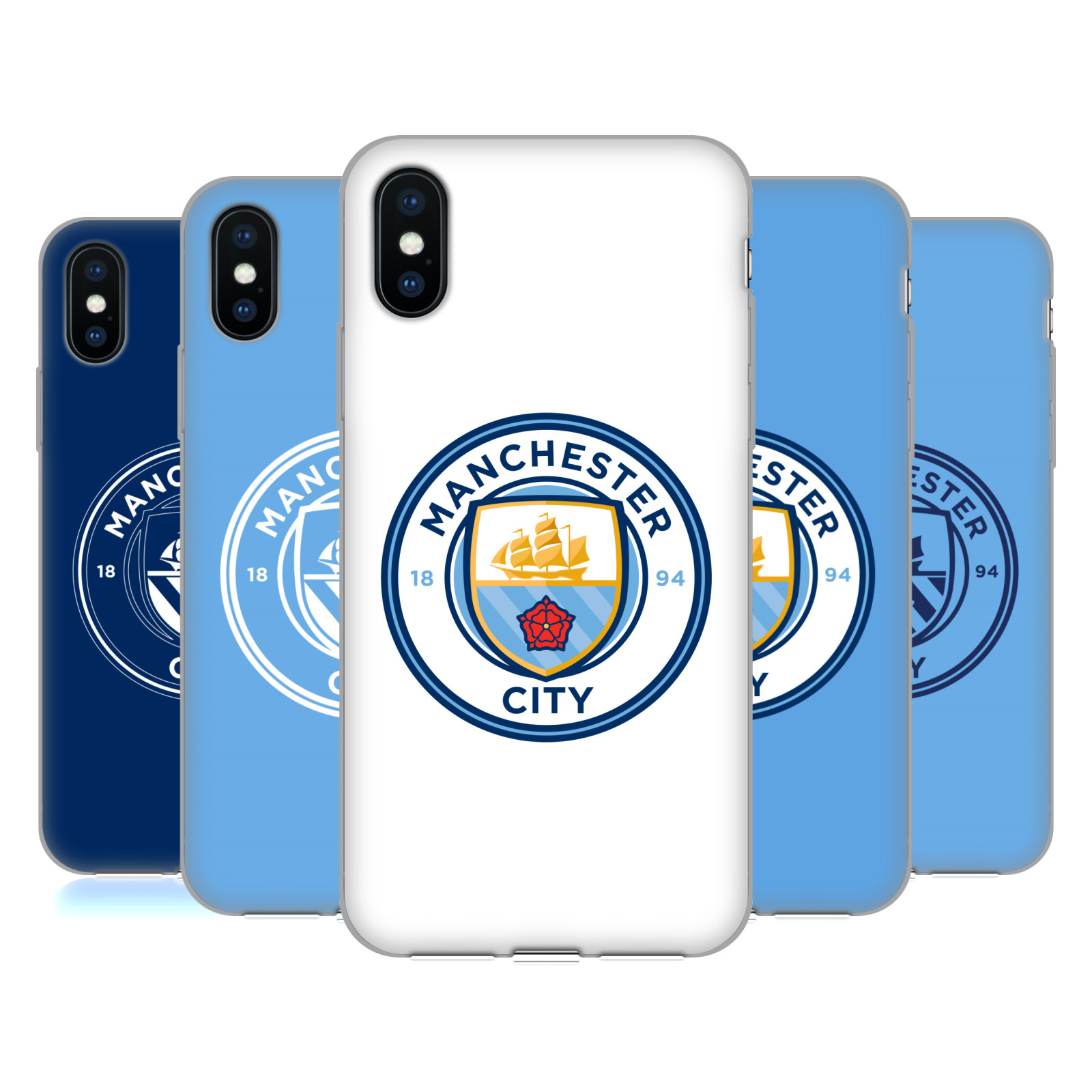 Manchester City Man City FC Badge