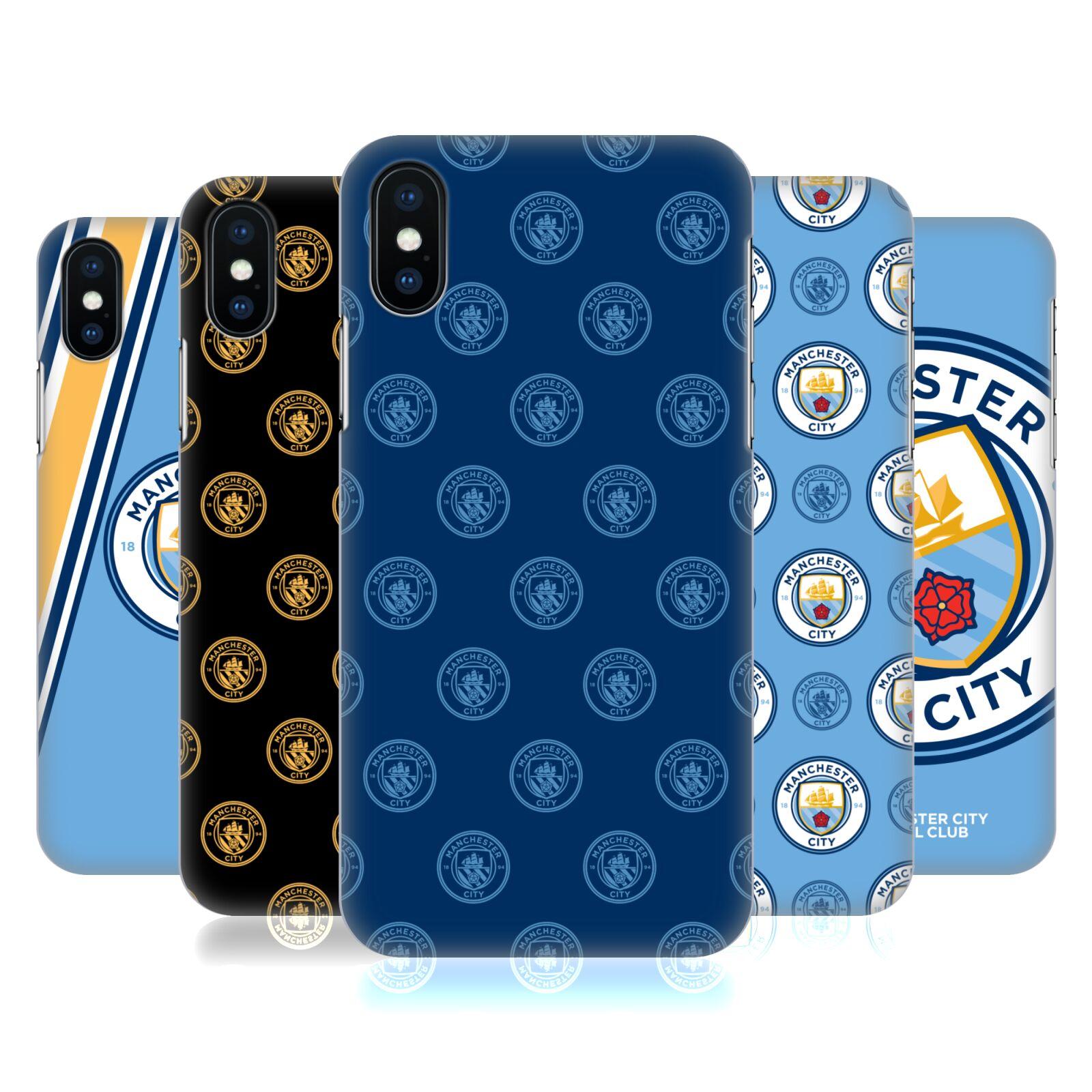 Manchester City Man City FC 2017/18 Badge