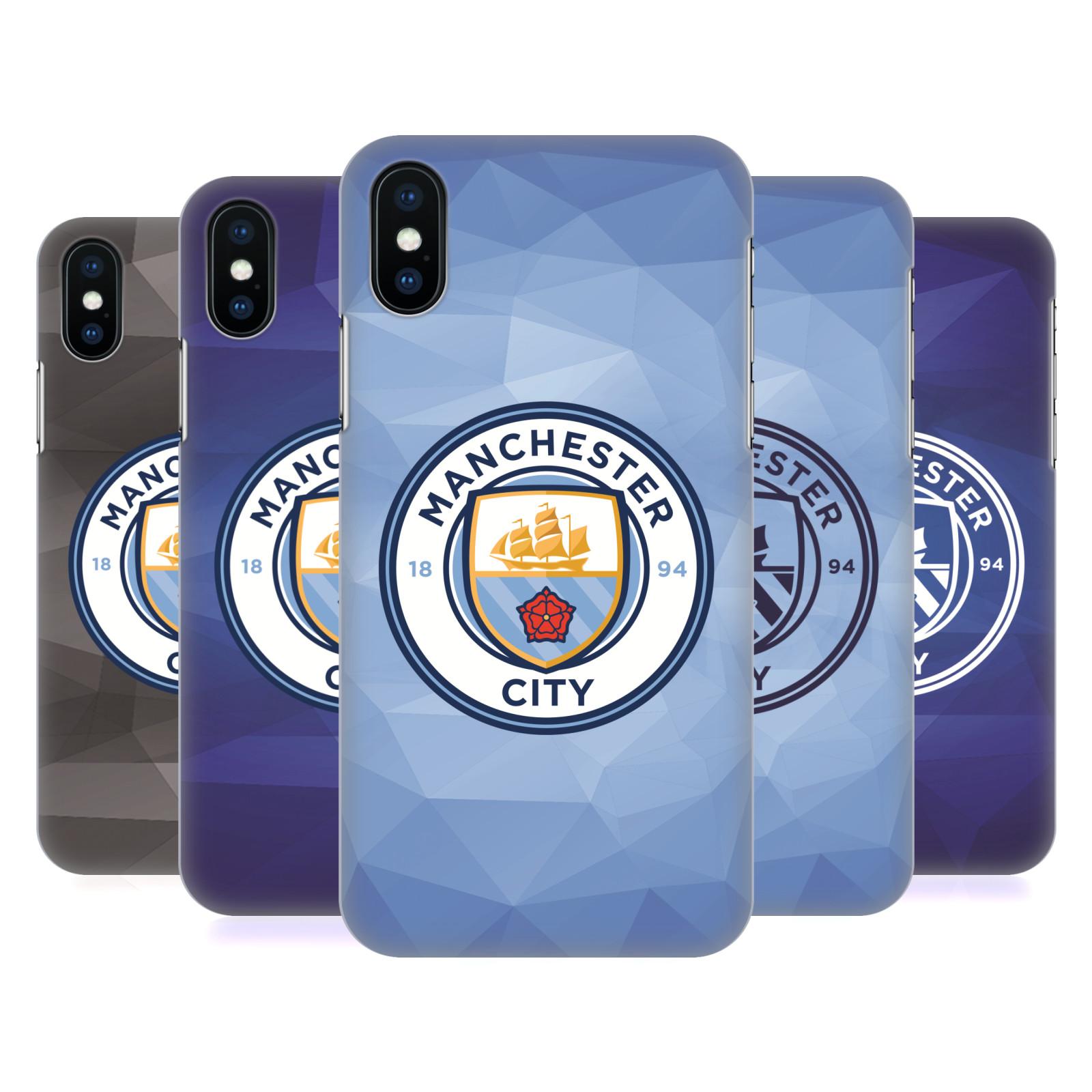 Manchester City Man City FC Badge Geometric