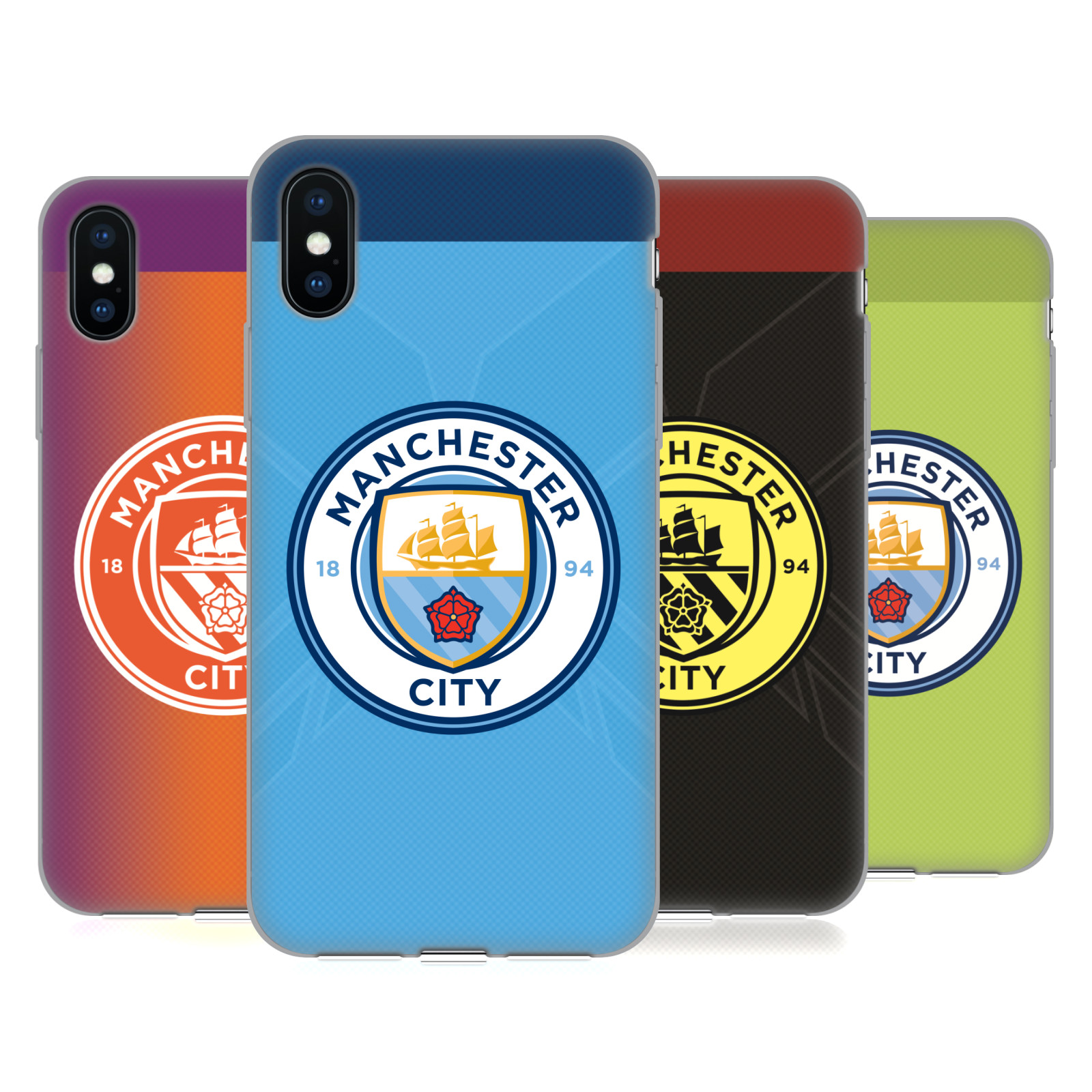 Manchester City Man City FC Badge Kit 2016/17