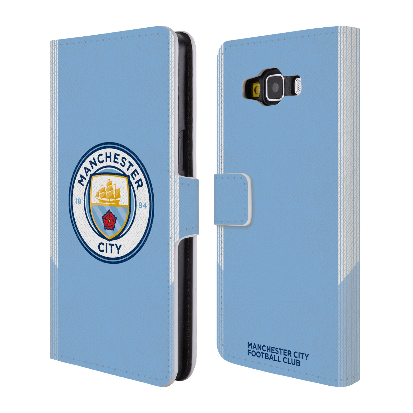 MAN-CITY-FC-BADGE-KIT-2017-18-LEATHER-BOOK-WALLET-CASE-FOR-SAMSUNG-PHONES-2