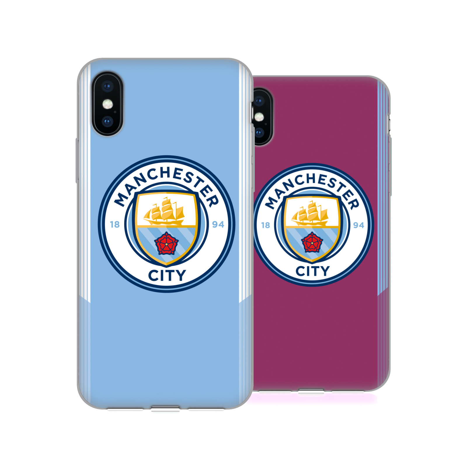 Manchester City Man City FC Badge Kit 2017/18