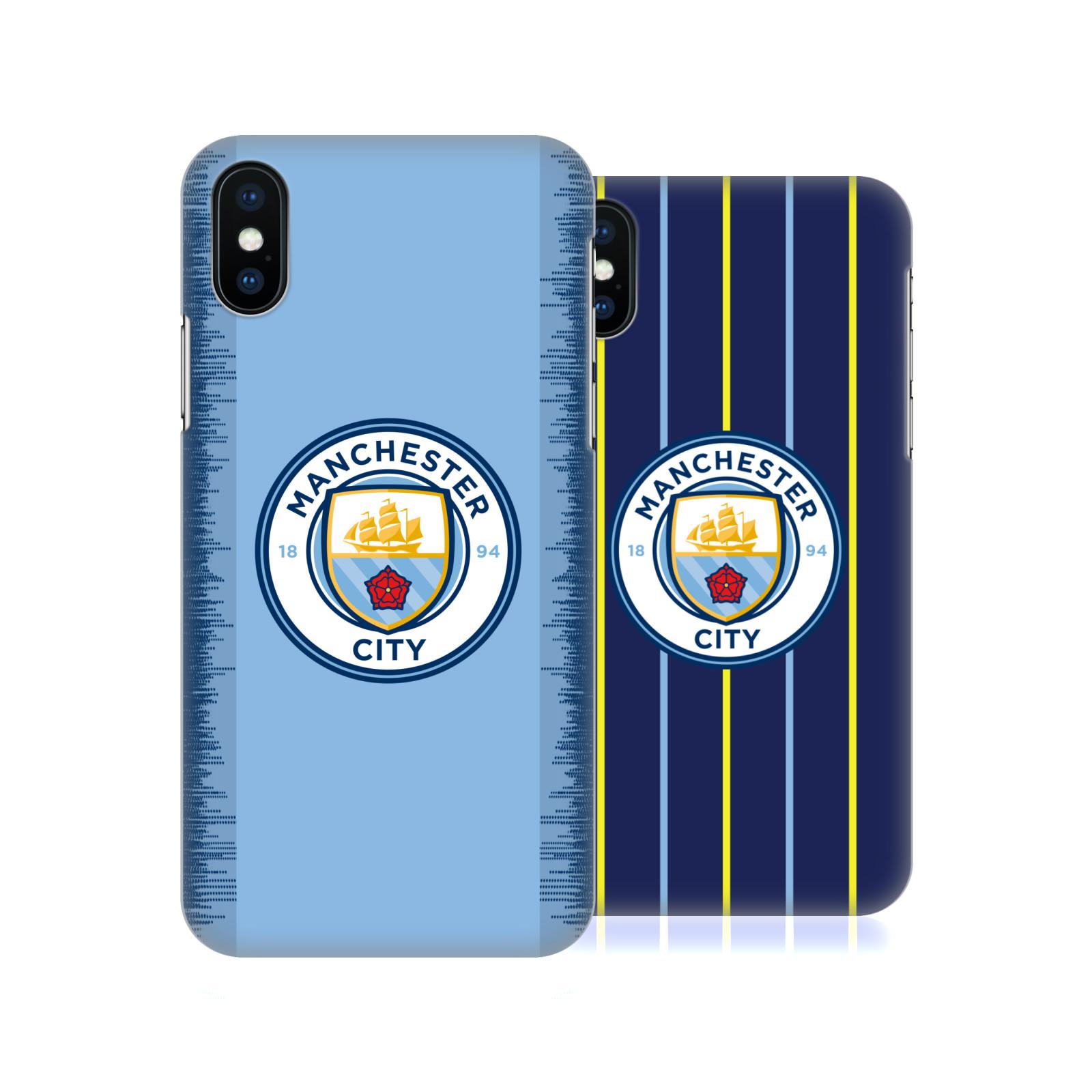 Manchester City Man City FC 2018/19 Badge Kit