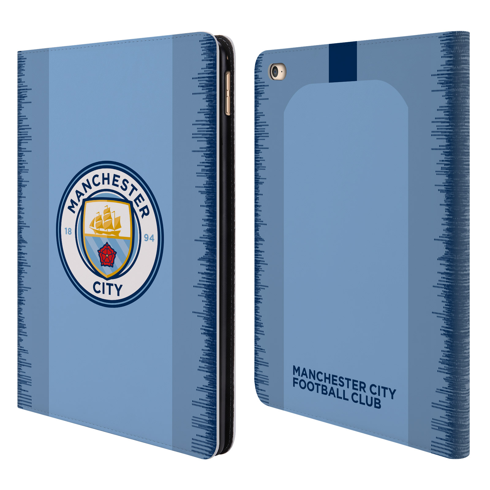 MANCHESTER-CITY-MAN-CITY-FC-2018-19-BADGE-KIT-LEATHER-BOOK-CASE-FOR-APPLE-iPAD