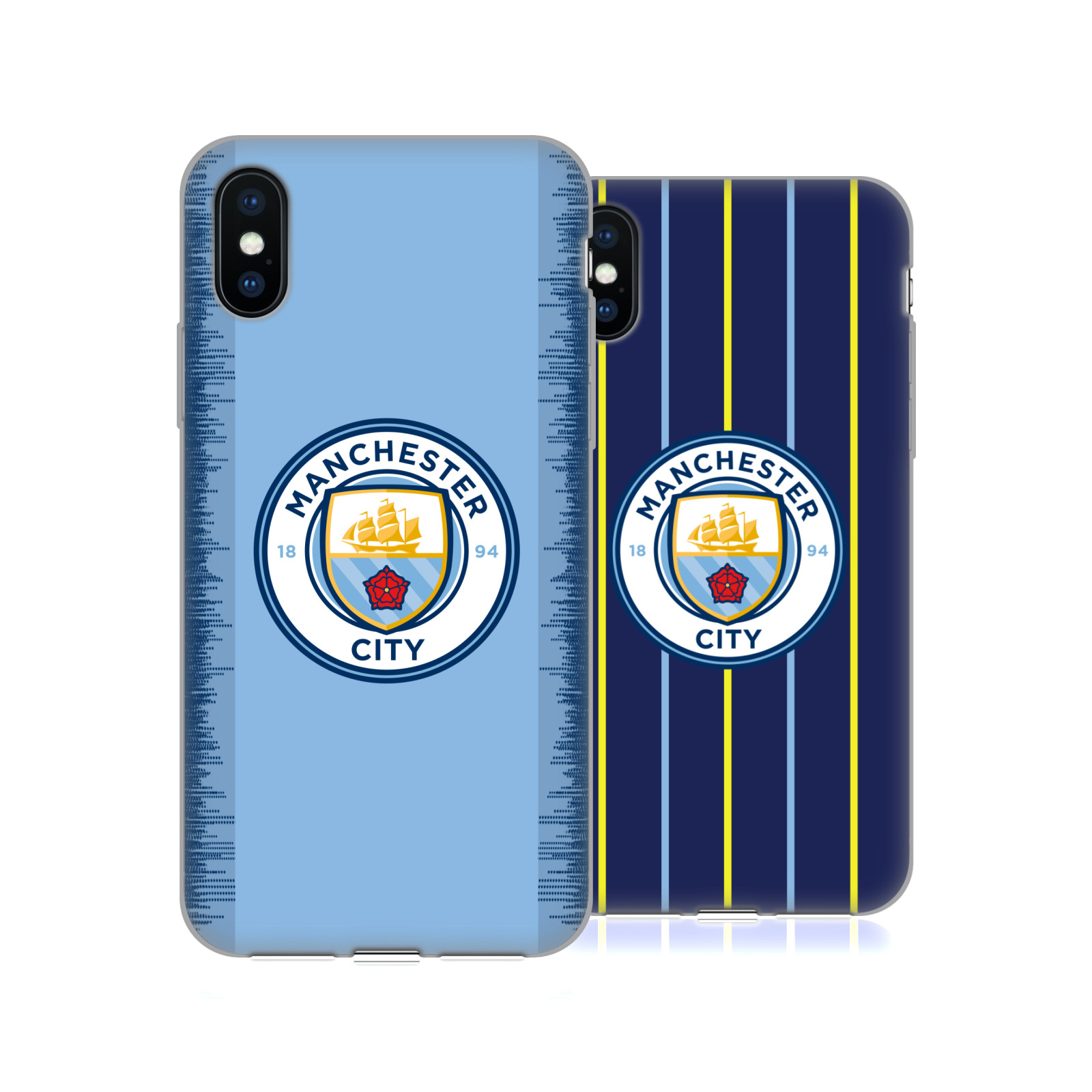 Manchester City Man City FC 2018/19 Badge Kit