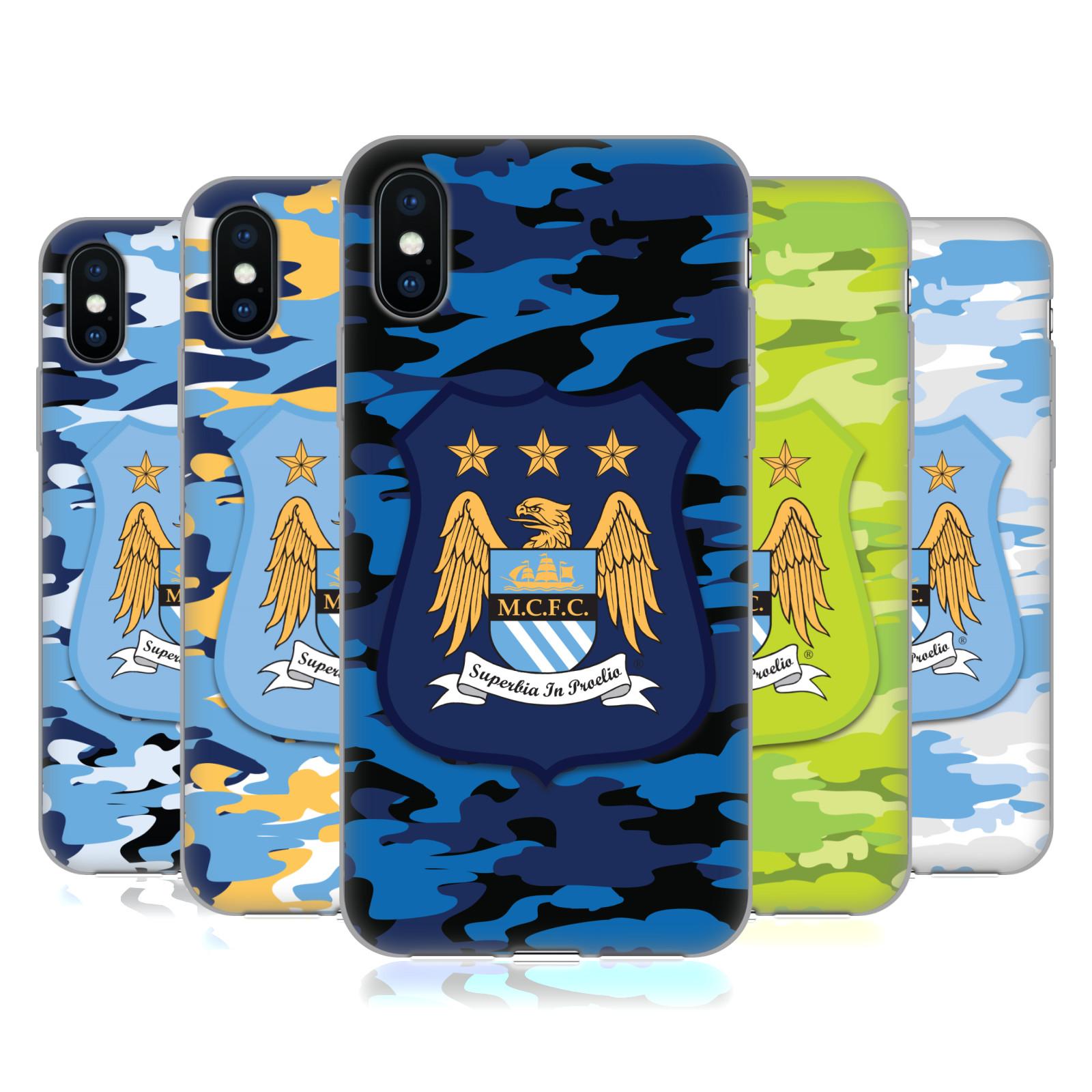 Manchester City Man City FC Camou