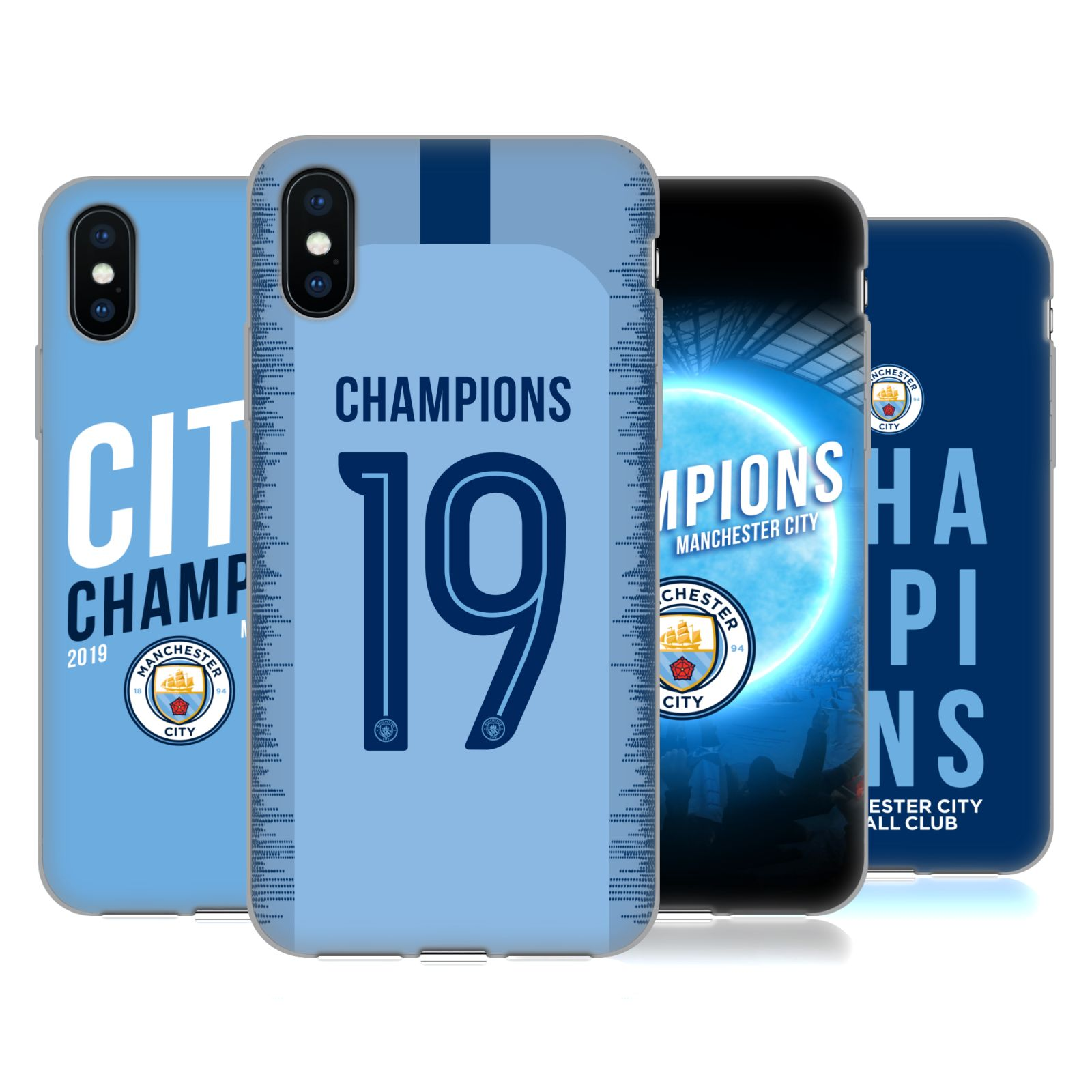 Manchester City Man City FC <!--translate-lineup-->2019 Champions<!--translate-lineup-->