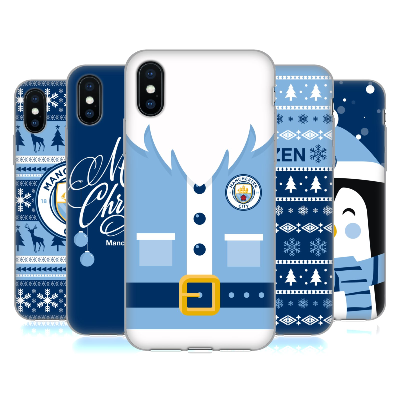 Manchester City Man City FC Christmas