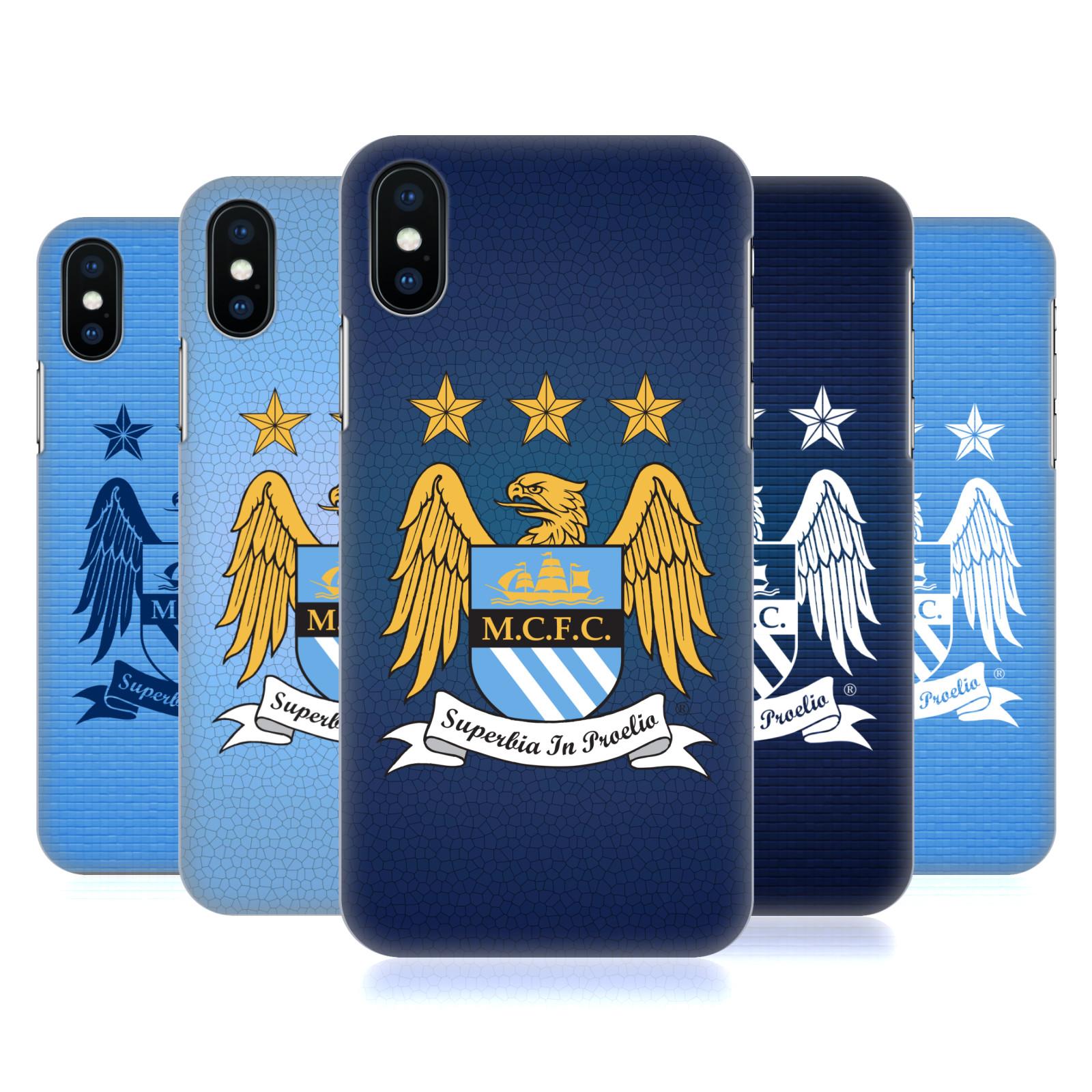 Manchester City Man City FC Crest Pixels