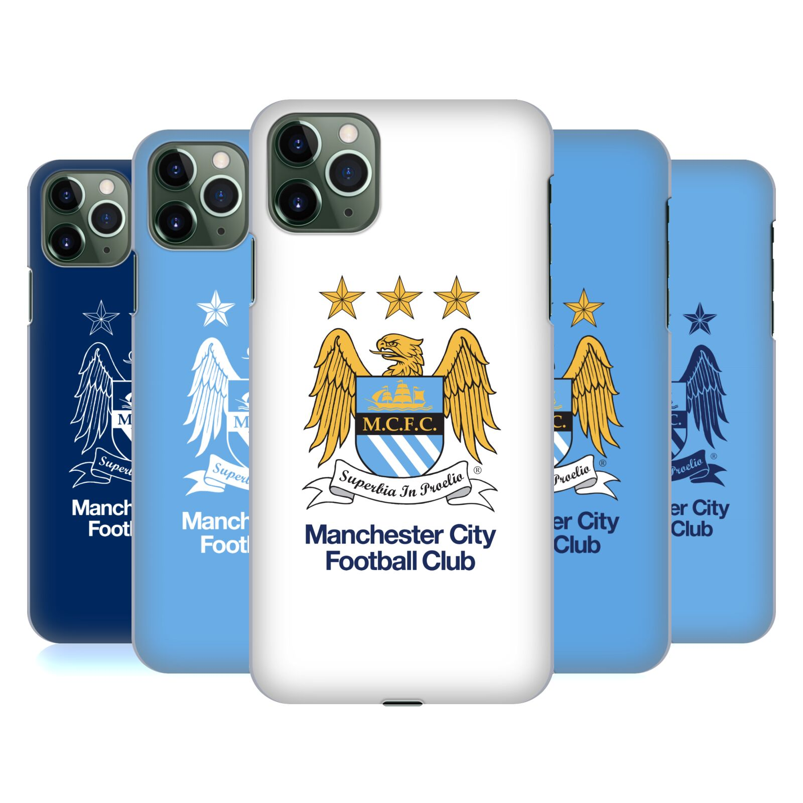 Official Manchester City Man City FC Crest