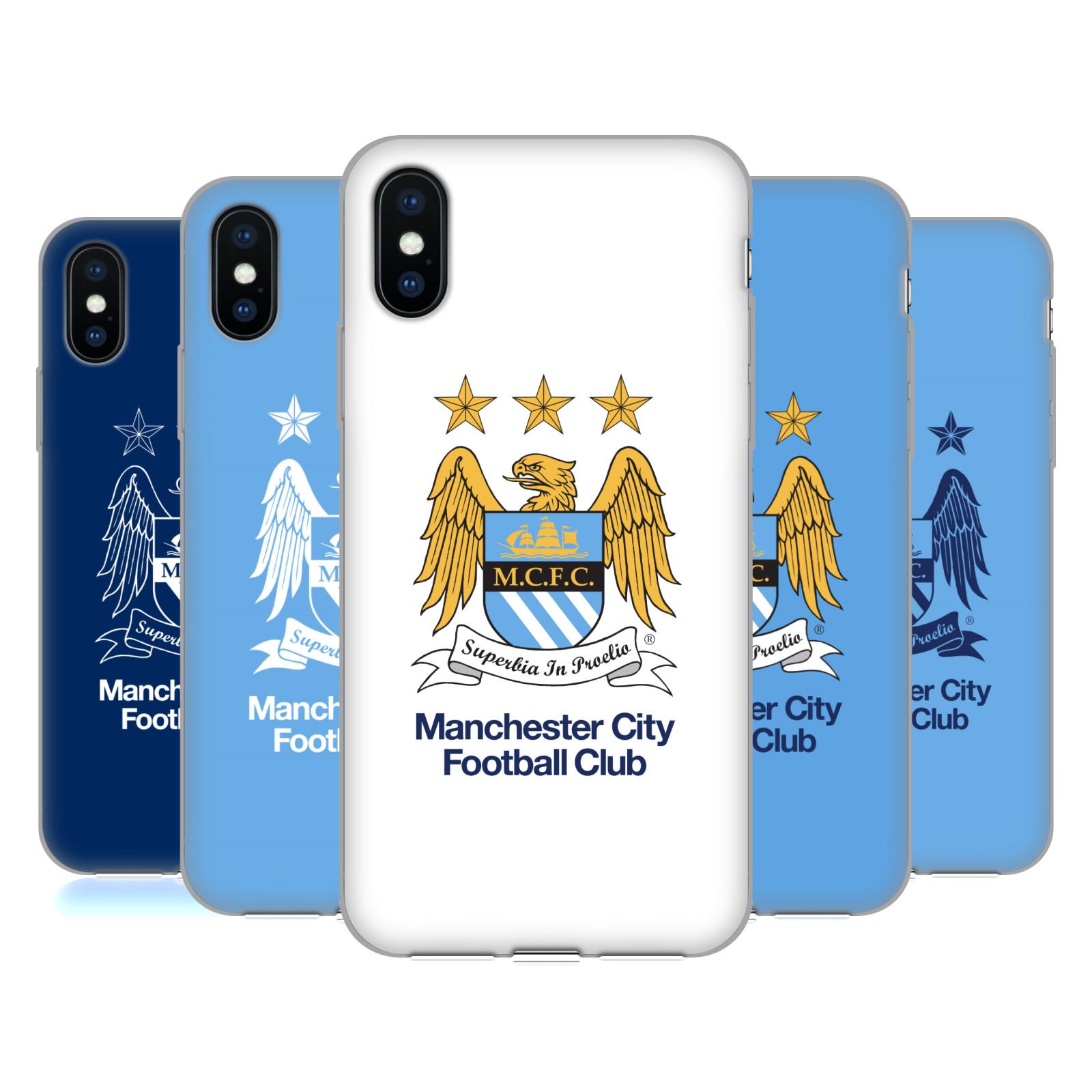 Manchester City Man City FC Crest