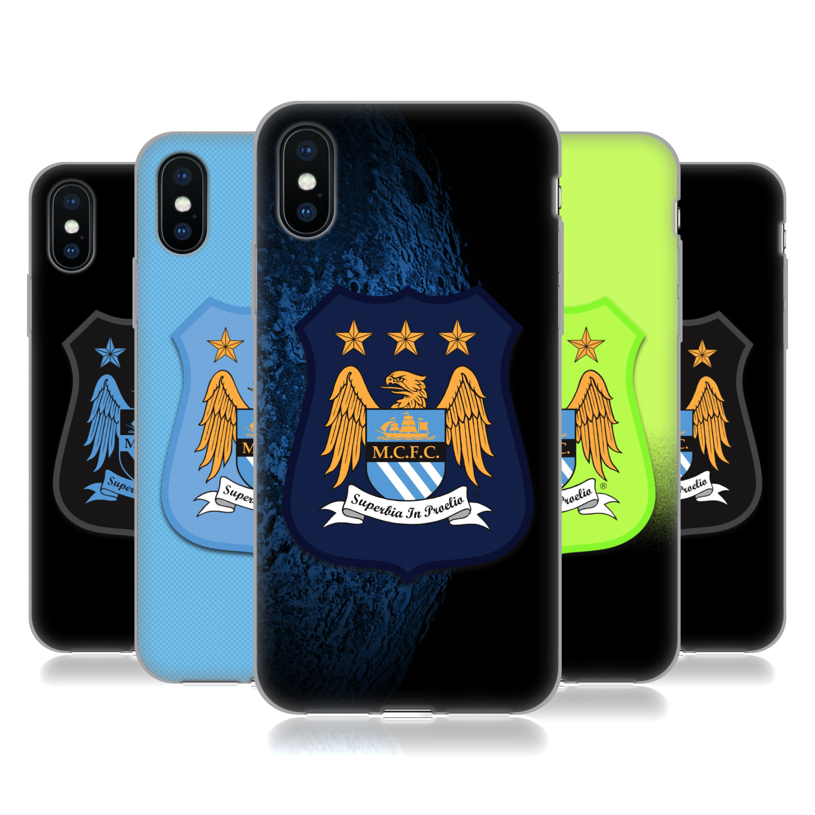Manchester City Man City FC Crest Kit