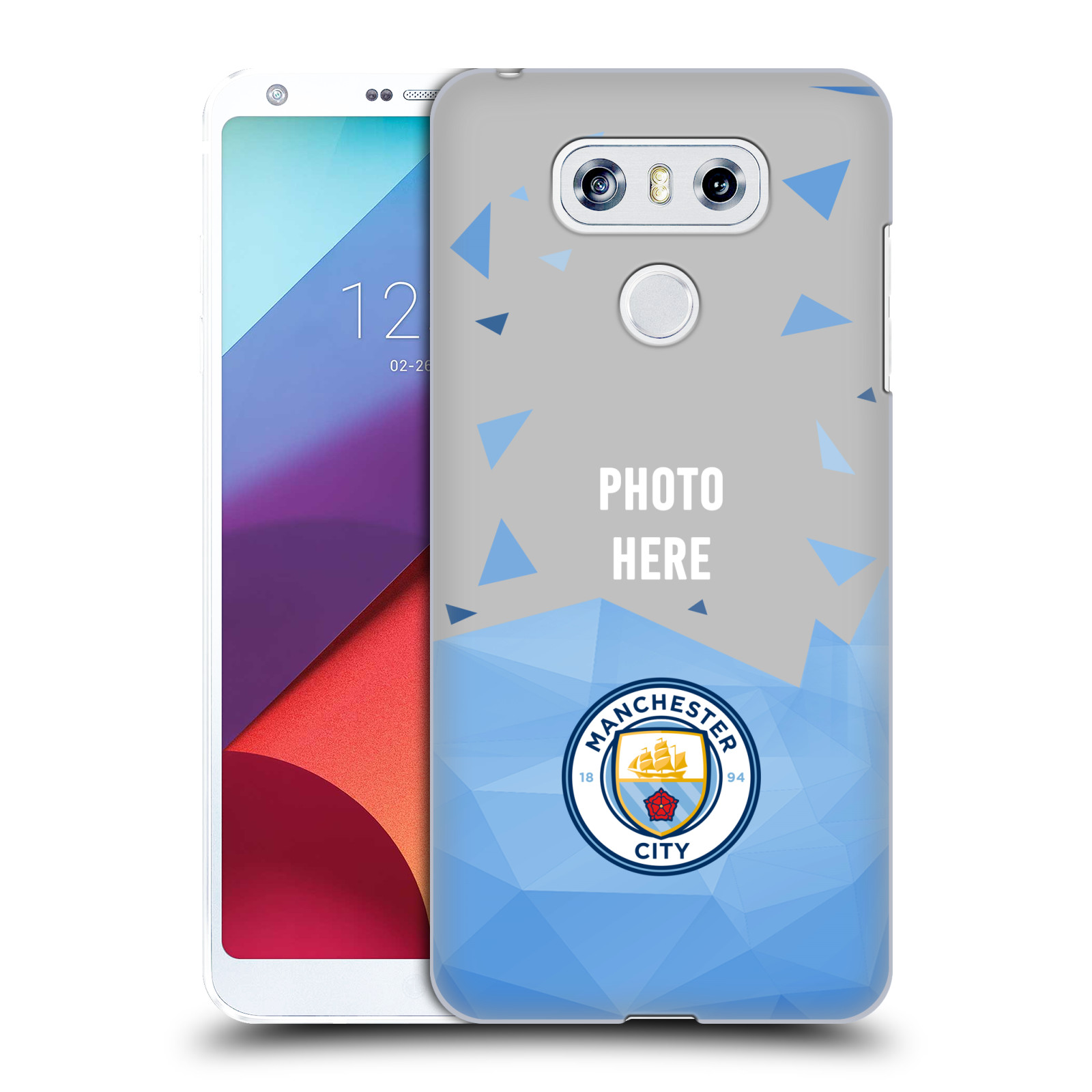 Ciudad-Personalizado-MANCHESTER-Hombre-Ciudad-Fc-2017-18-logotipos-y-funda-para-telefonos-LG-Kit-1