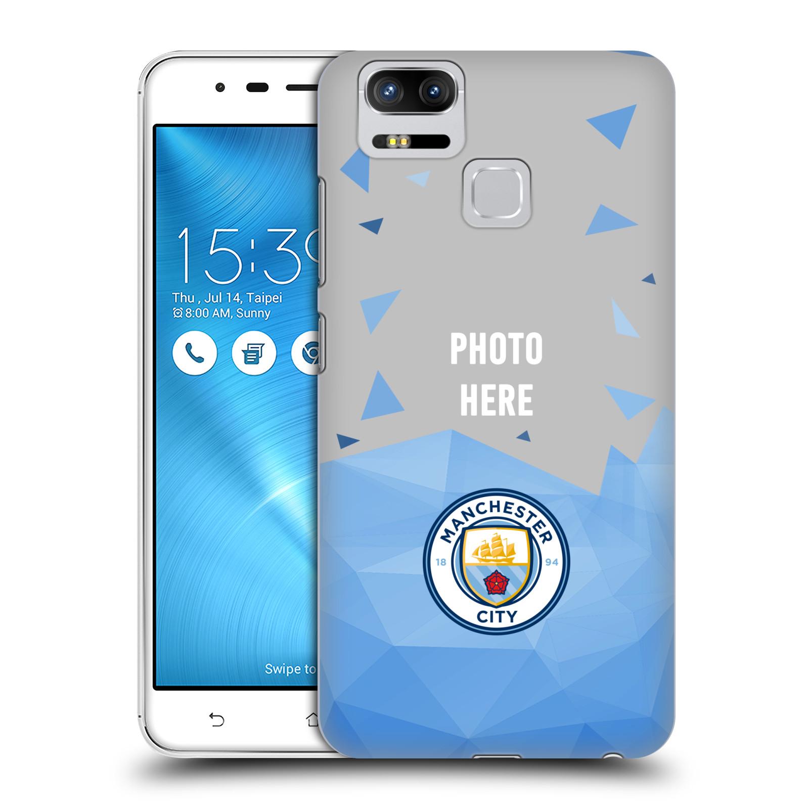Personnalise-Manchester-City-Man-City-FC-2017-18-Logo-Kit-CASE-POUR-ASUS-ZENFONE-Telephones
