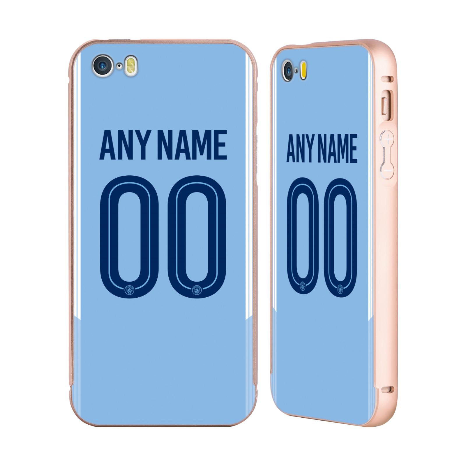 CUSTOM-MANCHESTER-CITY-FC-2017-18-LOGO-amp-KIT-GOLD-SLIDER-CASE-FOR-iPHONE-PHONES