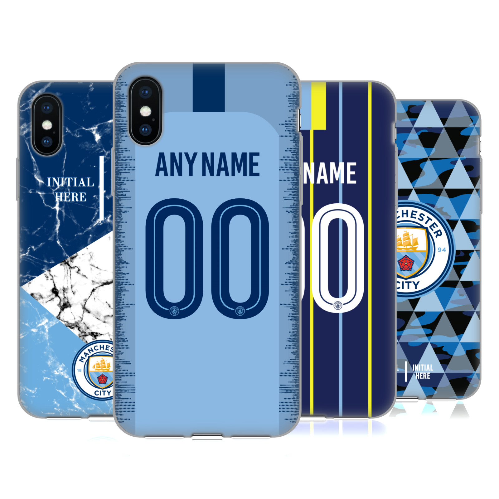 Manchester City Man City FC <!--translate-lineup-->2018/19 Personalised<!--translate-lineup-->
