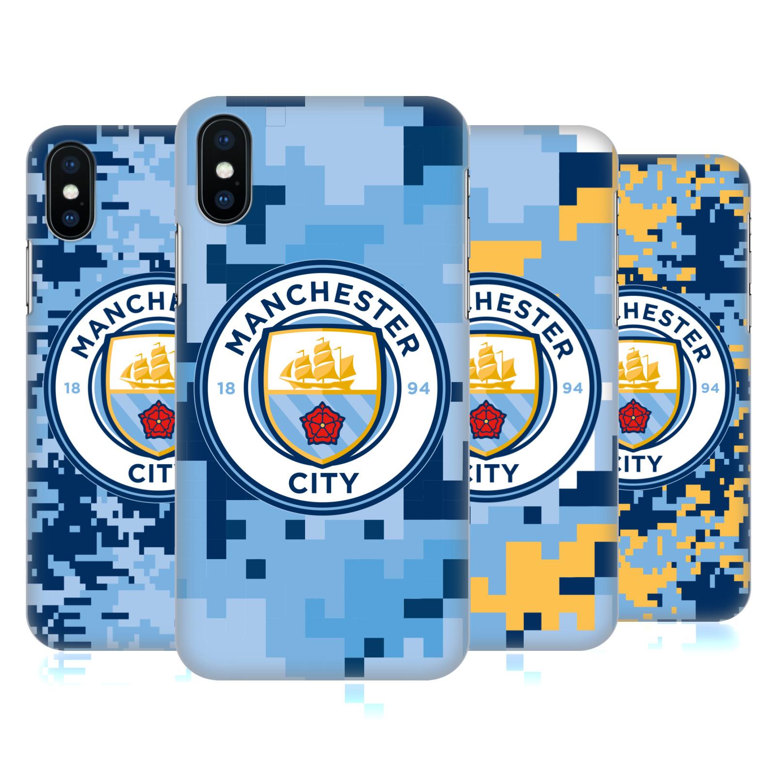 Manchester City Man City FC Digital Camouflage