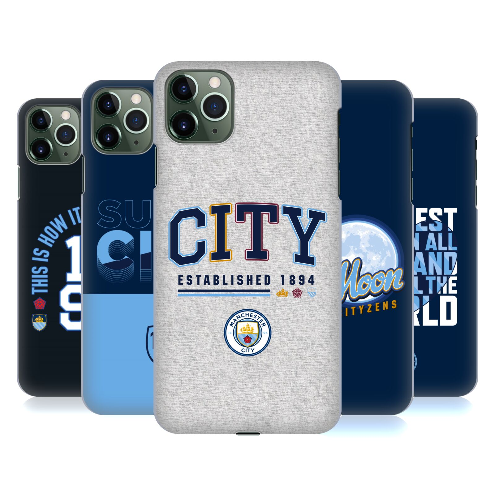 Official Manchester City Man City FC Graphics
