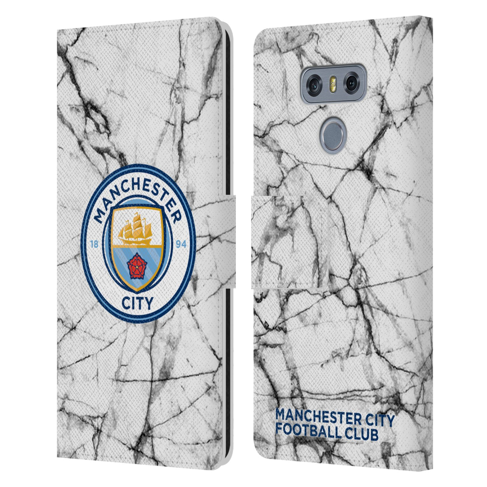 MAN-CITY-FC-2017-18-MARBLE-BADGE-LEATHER-BOOK-WALLET-CASE-COVER-FOR-LG-PHONES-1