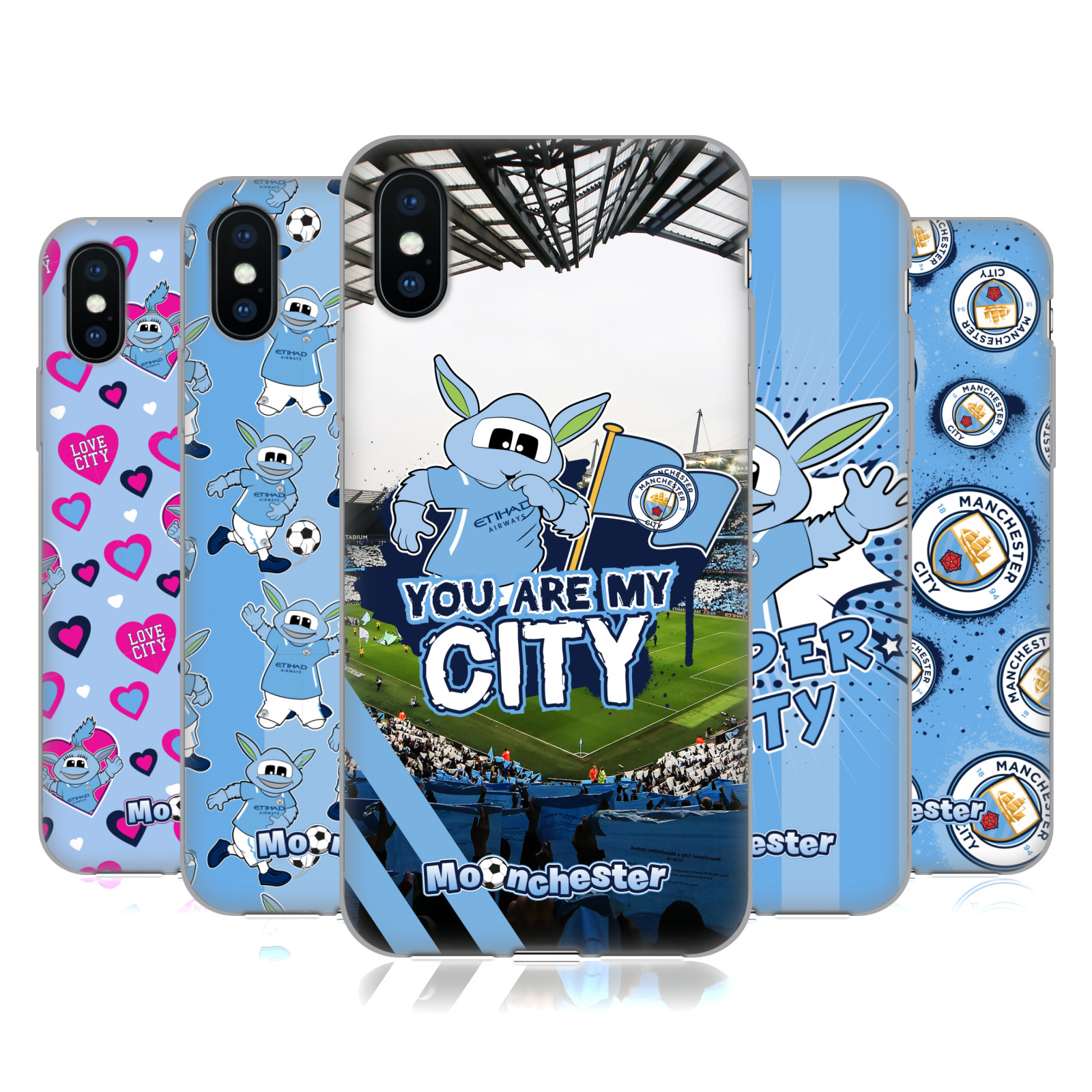 Manchester City Man City FC <!--translate-lineup-->Moonchester & Moonbeam<!--translate-lineup-->