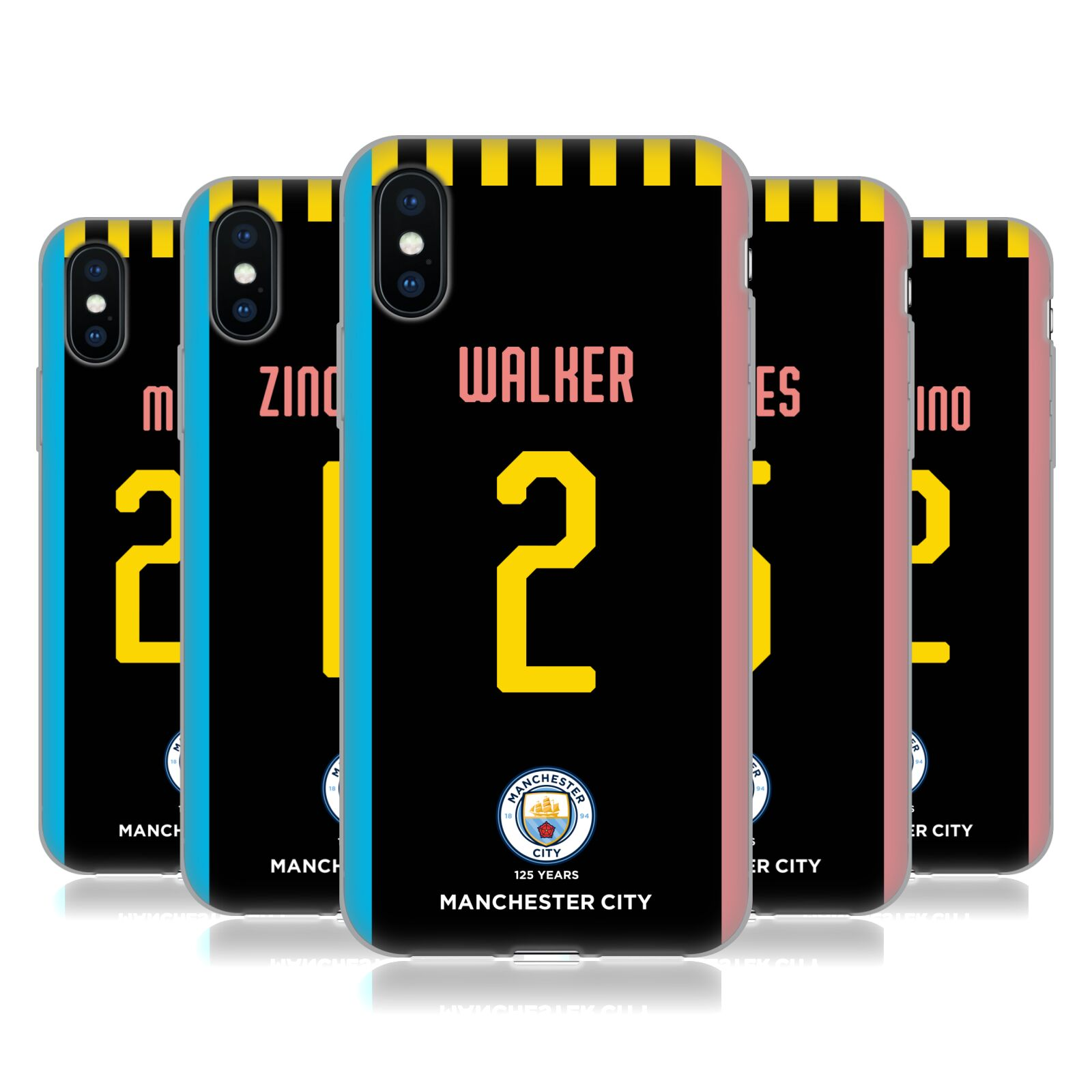 Manchester City Man City FC <!--translate-lineup-->2019/20 PLAYERS AWAY KIT GROUP 2<!--translate-lineup-->