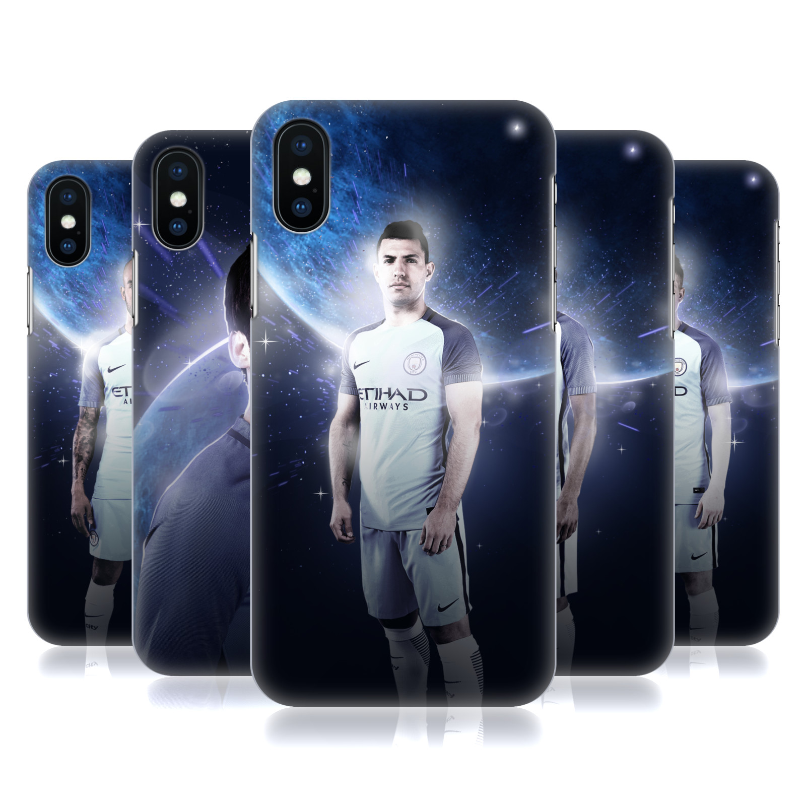 Manchester City Man City FC Power Players