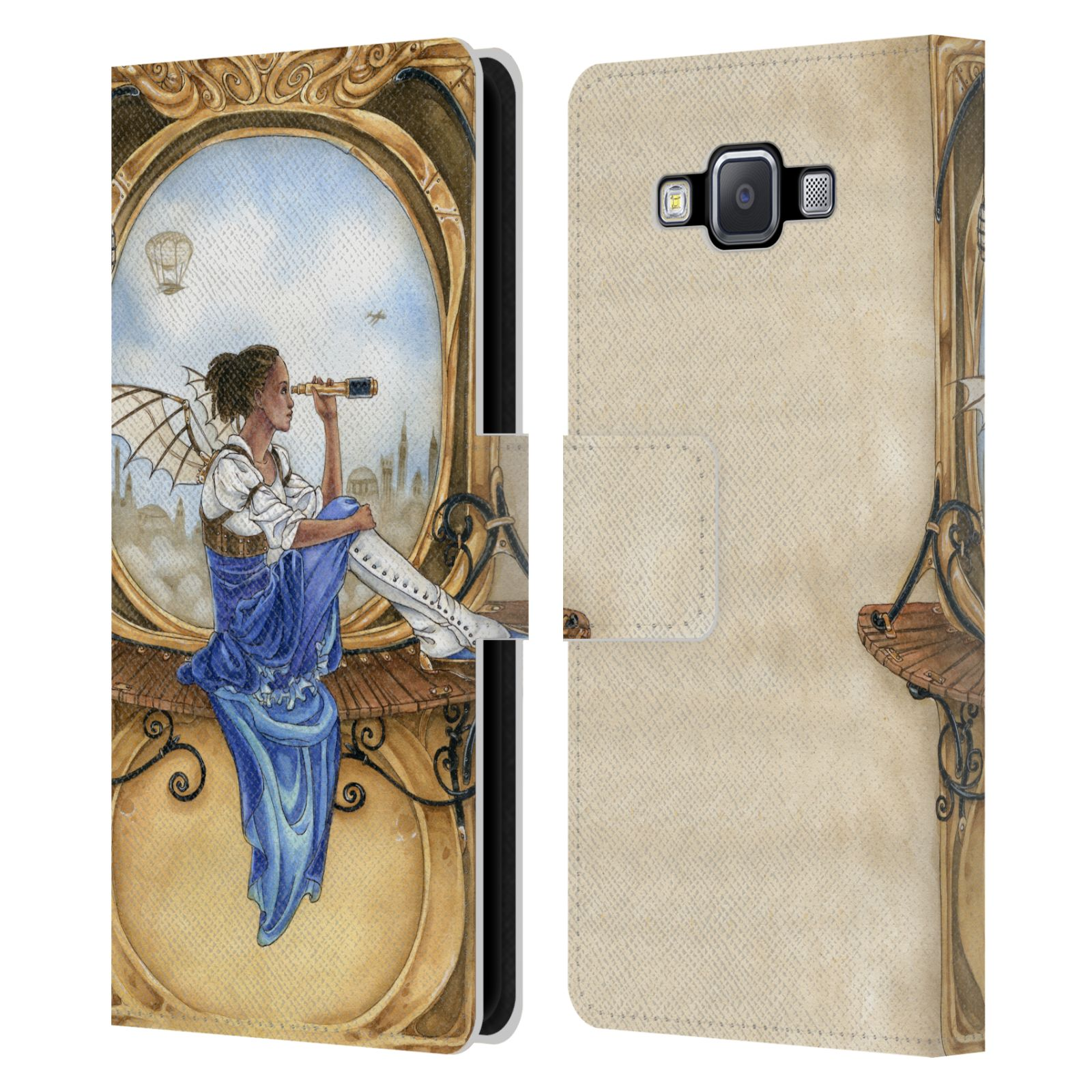 OFFICIAL-MEREDITH-DILLMAN-FAIRY-2-LEATHER-BOOK-WALLET-CASE-FOR-SAMSUNG-PHONES-2