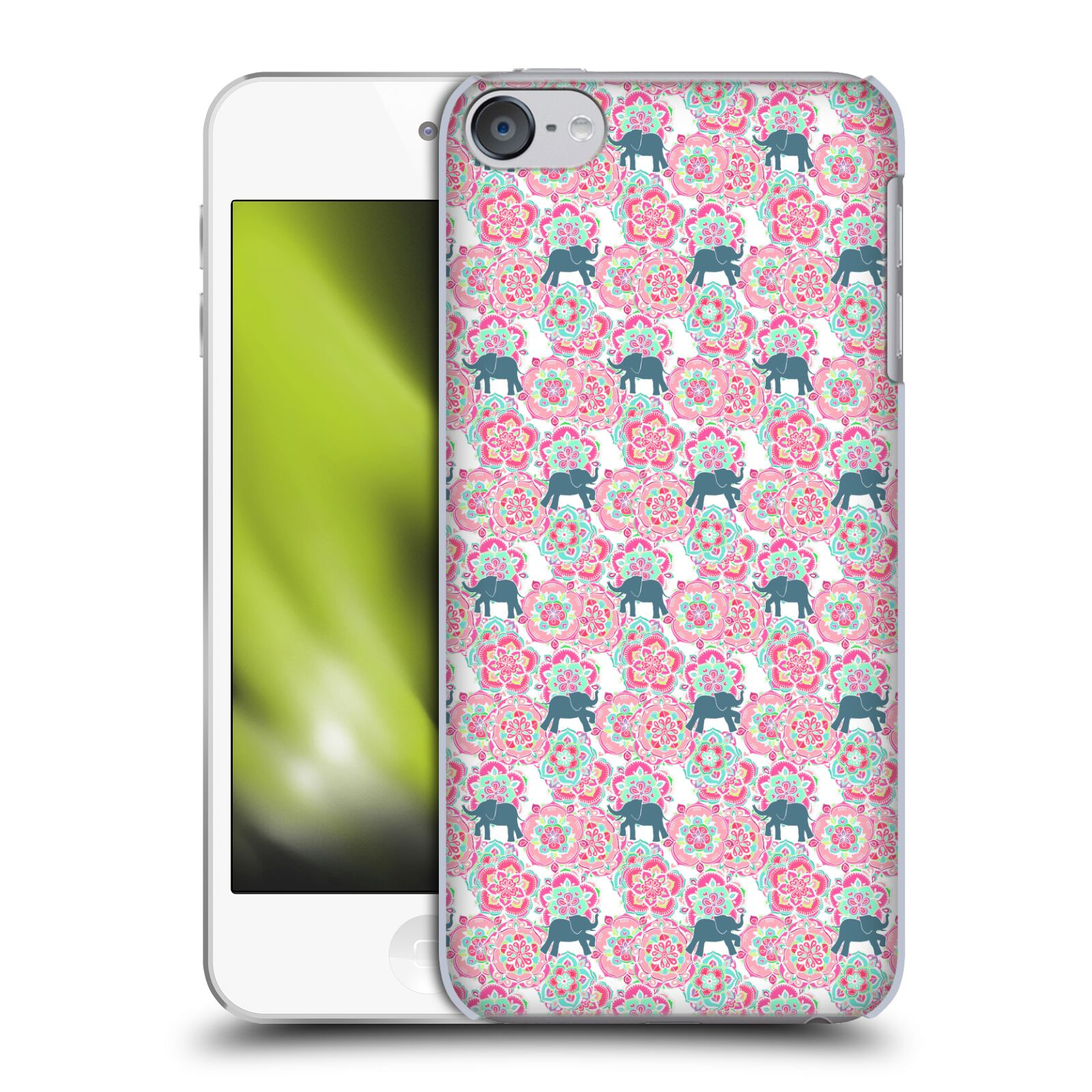 OFFICIAL-MICKLYN-LE-FEUVRE-ANIMALS-HARD-BACK-CASE-FOR-APPLE-iPOD-TOUCH-MP3