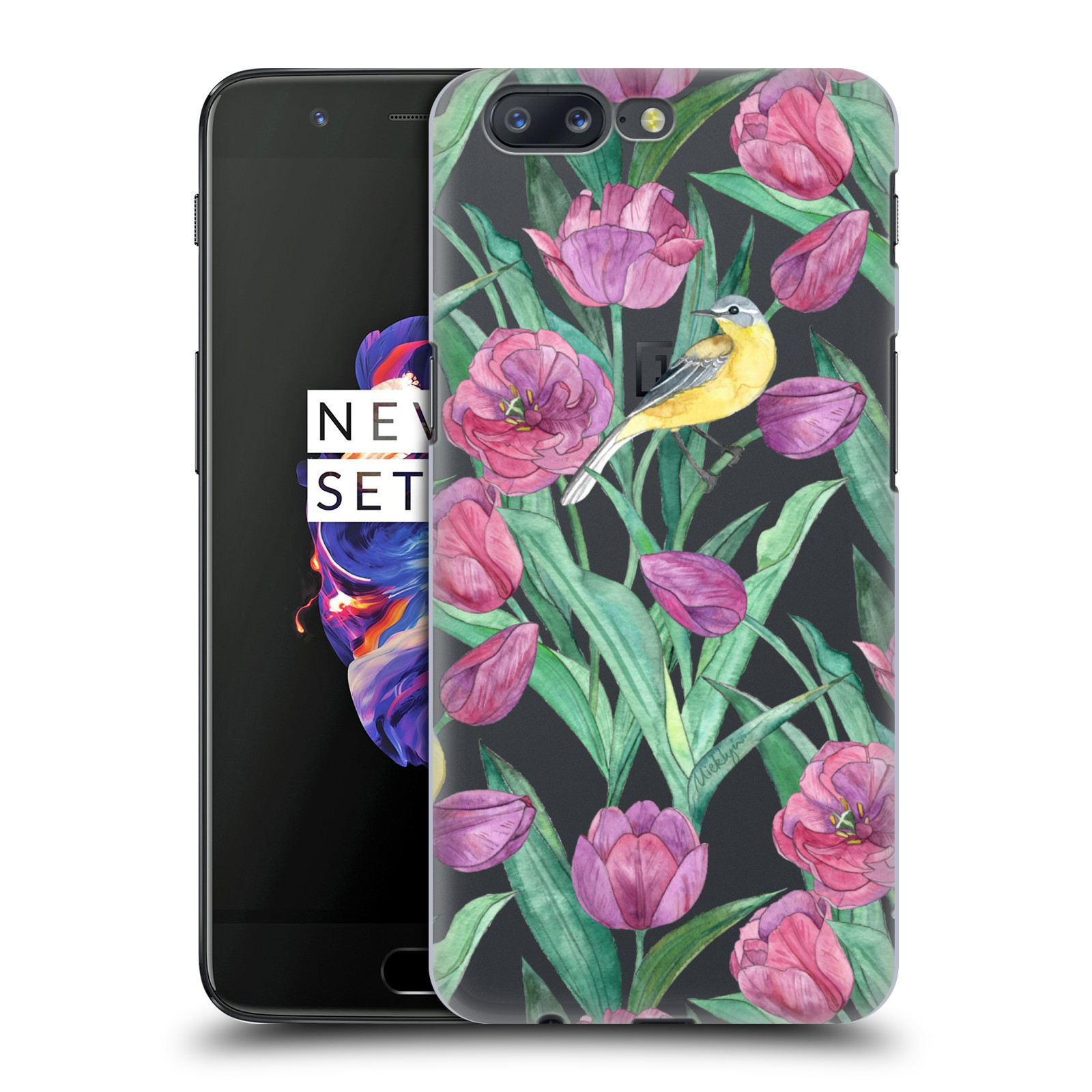 OFFICIAL-MICKLYN-LE-FEUVRE-FLORALS-3-BACK-CASE-FOR-ONEPLUS-ASUS-AMAZON