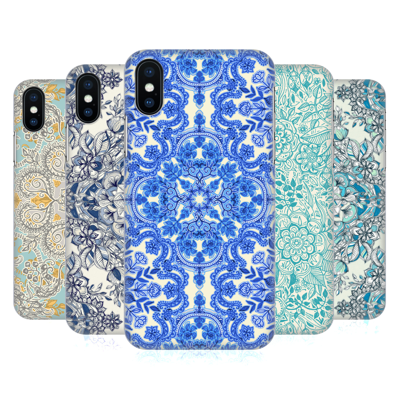 Micklyn Le Feuvre Floral Patterns