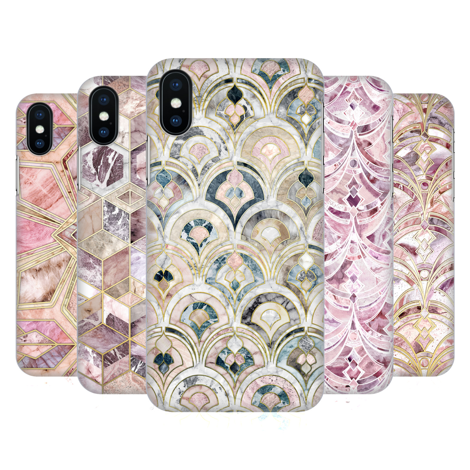 Micklyn Le Feuvre Marble Patterns