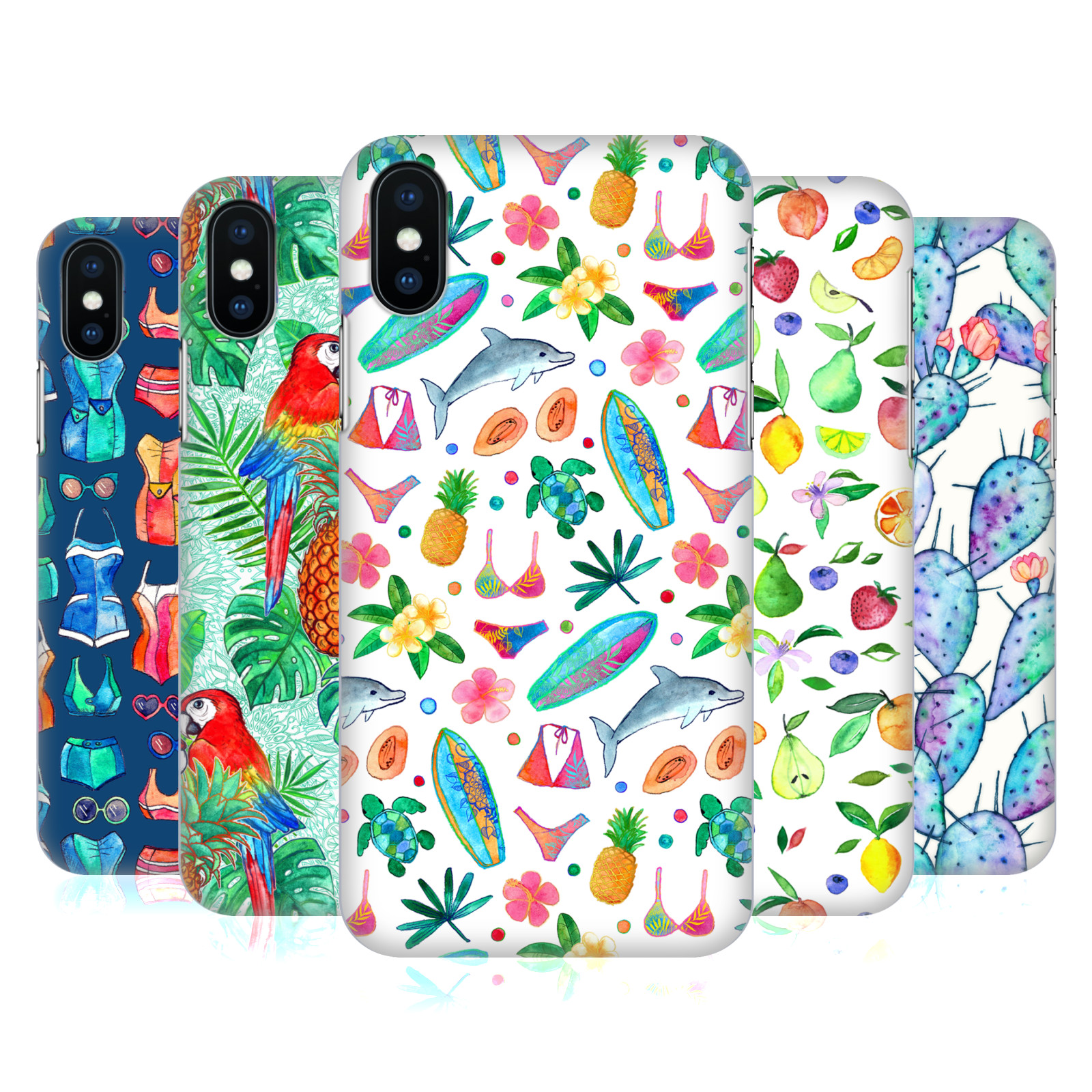 Micklyn Le Feuvre Summer Patterns