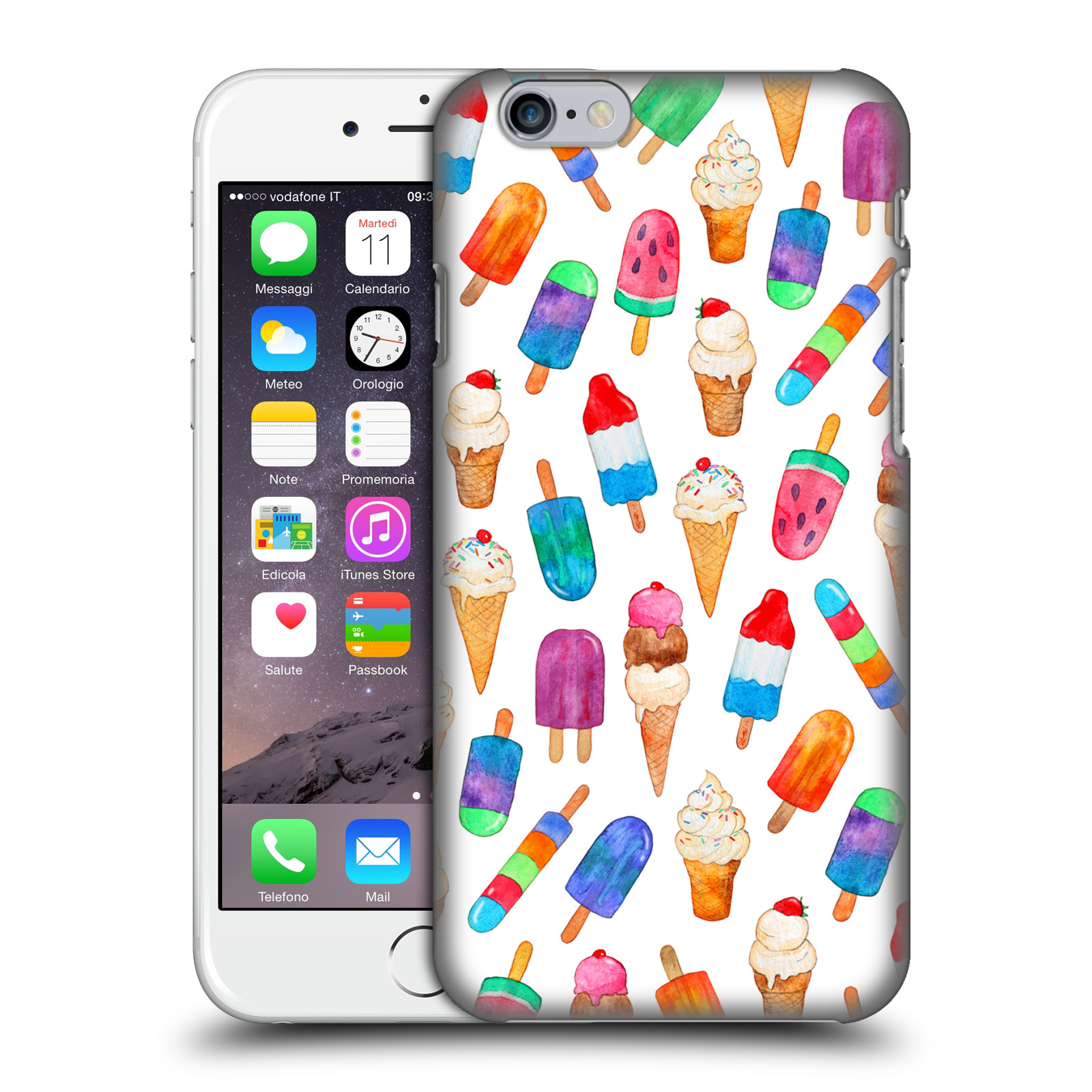 OFFICIAL-MICKLYN-LE-FEUVRE-SUMMER-PATTERNS-BACK-CASE-FOR-APPLE-iPHONE-PHONES